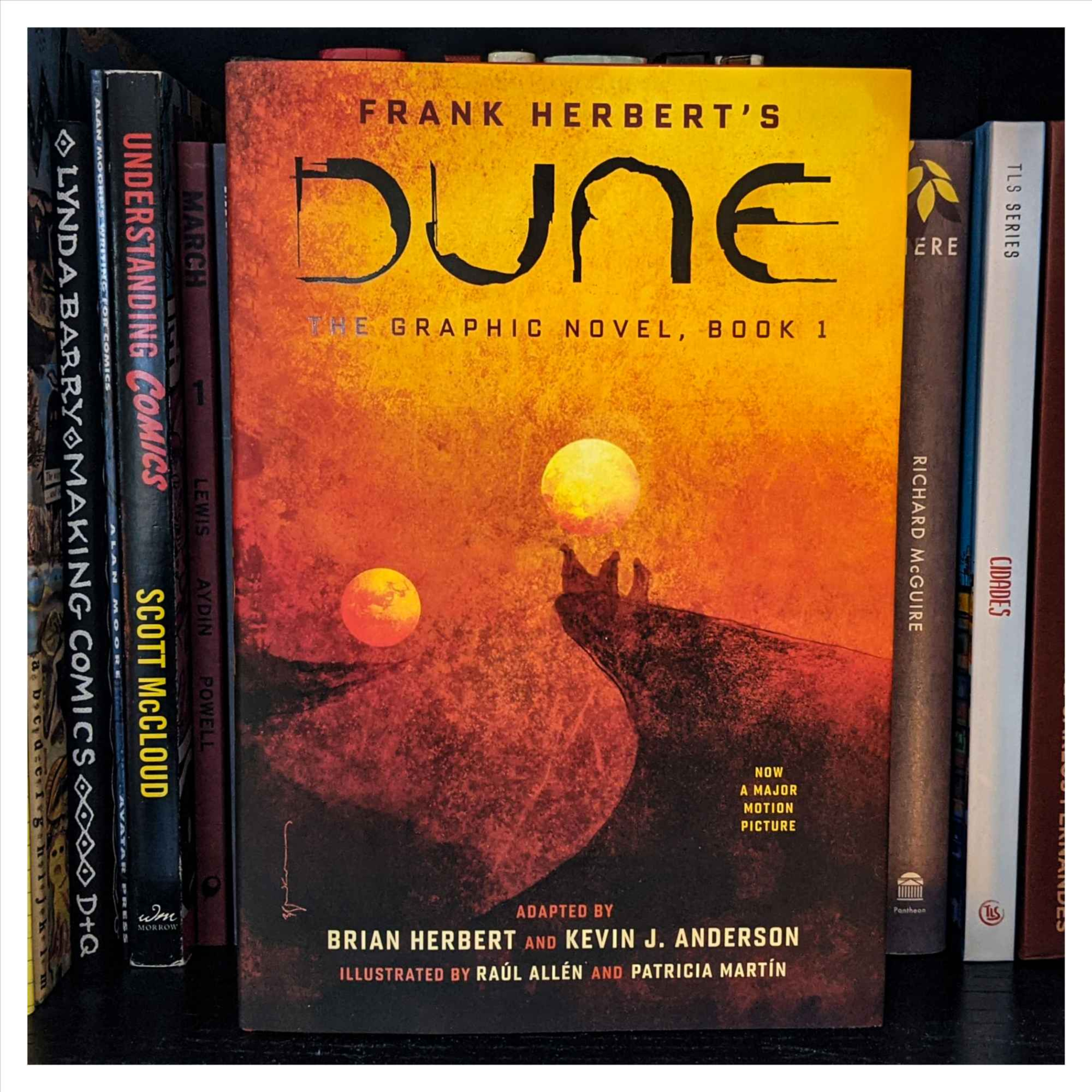 #160 – DUNE The Graphic Novel, Book 1
