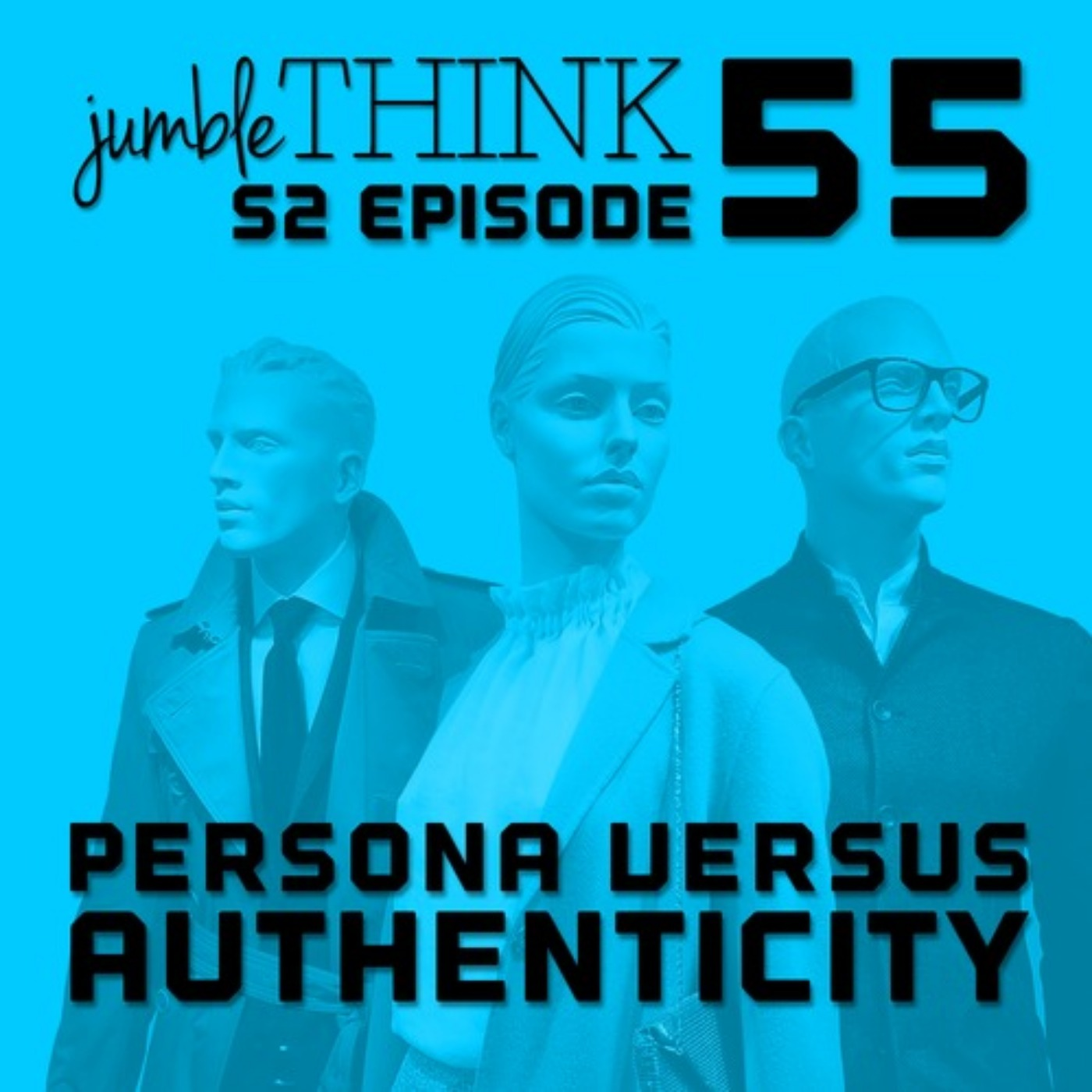 Persona vs Authenticity | Michael Woodward