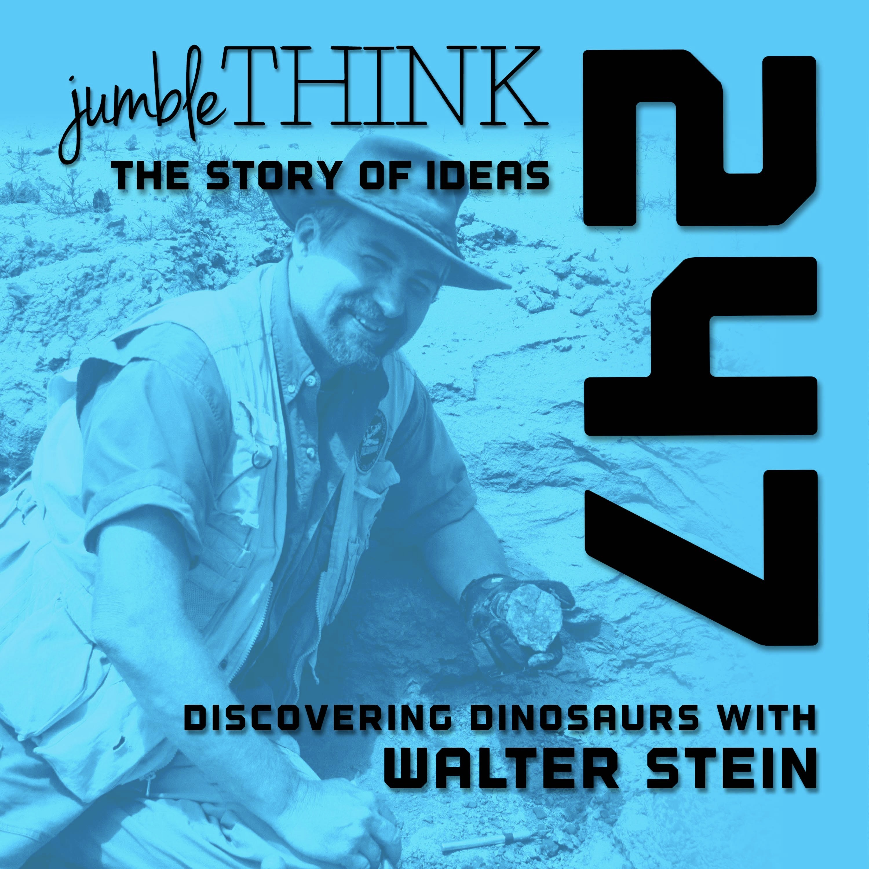 Discovering Dinosaurs with Walter Stein