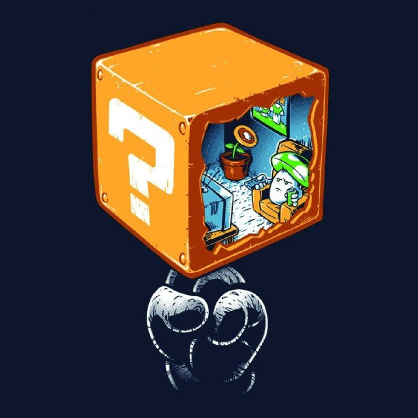 Level 1: The Kushroom Mingdom