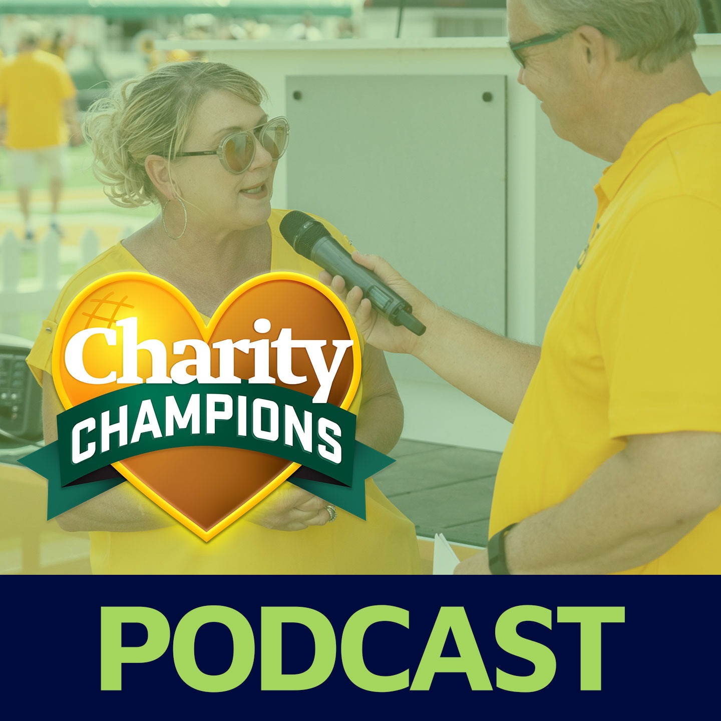 Charity Champions Podcast