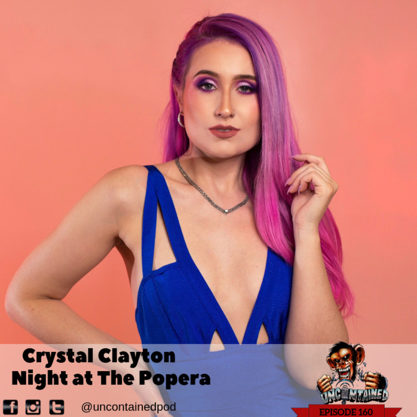 Episode 160: Crystal Clayton - Night at the Popera