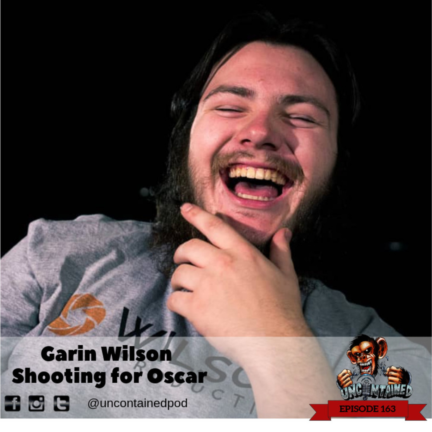 Episode 163: Garin Wilson - Shooting For Oscar