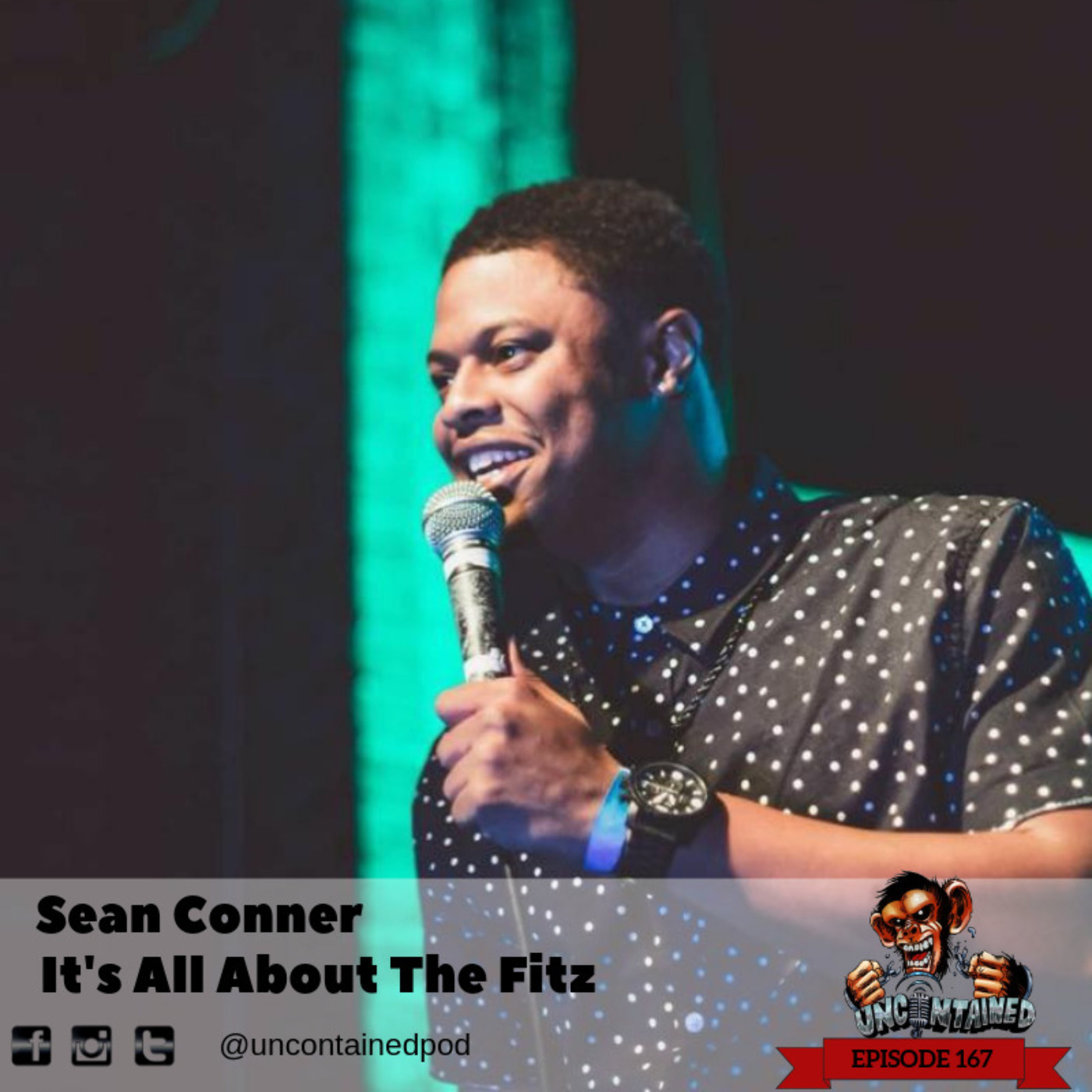Episode 167: Sean Conner - It's All About The Fitz