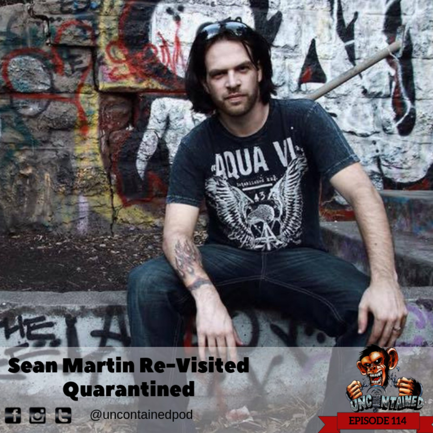 Re-Visited Episode 114  Sean Martin - The Quarantined