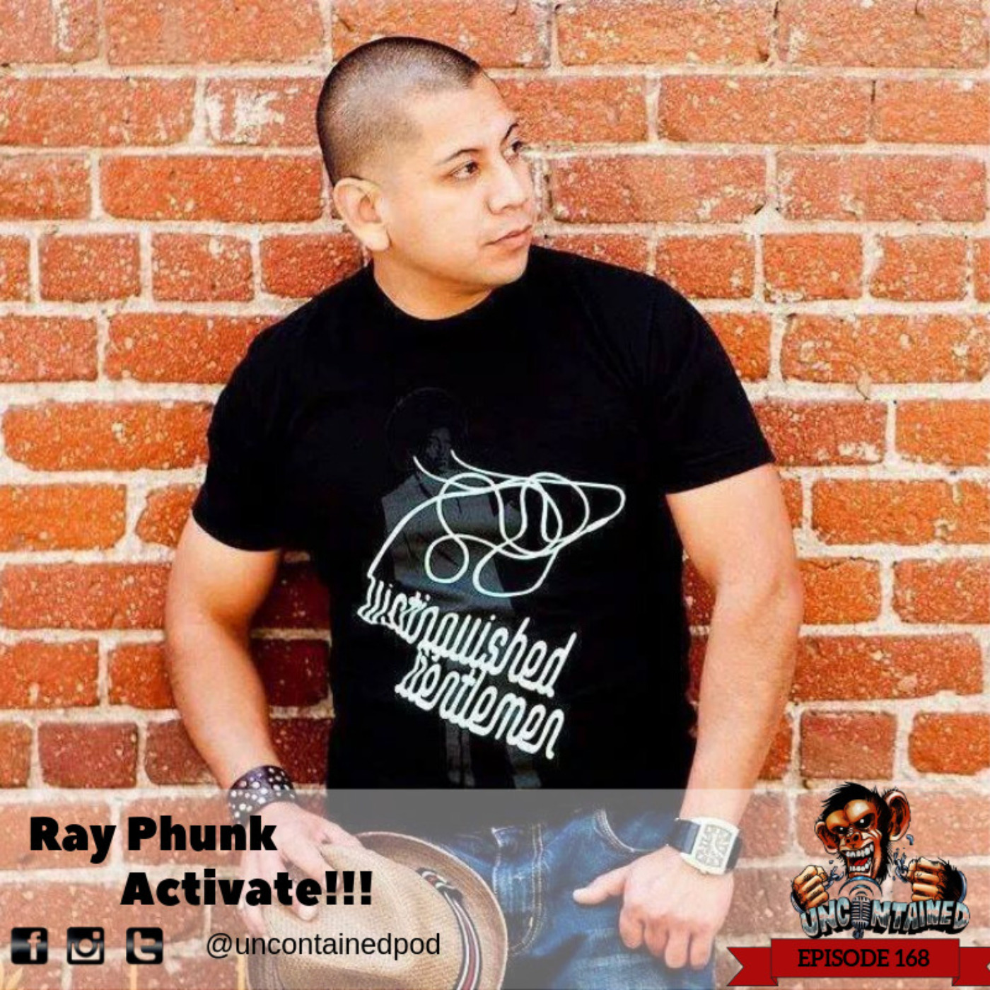 Episode 168: Ray Phunk - Activate!!!