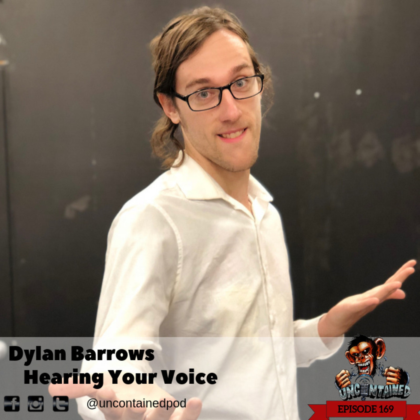 Episode 170: Dylan Barrows - Hearing Your Voice