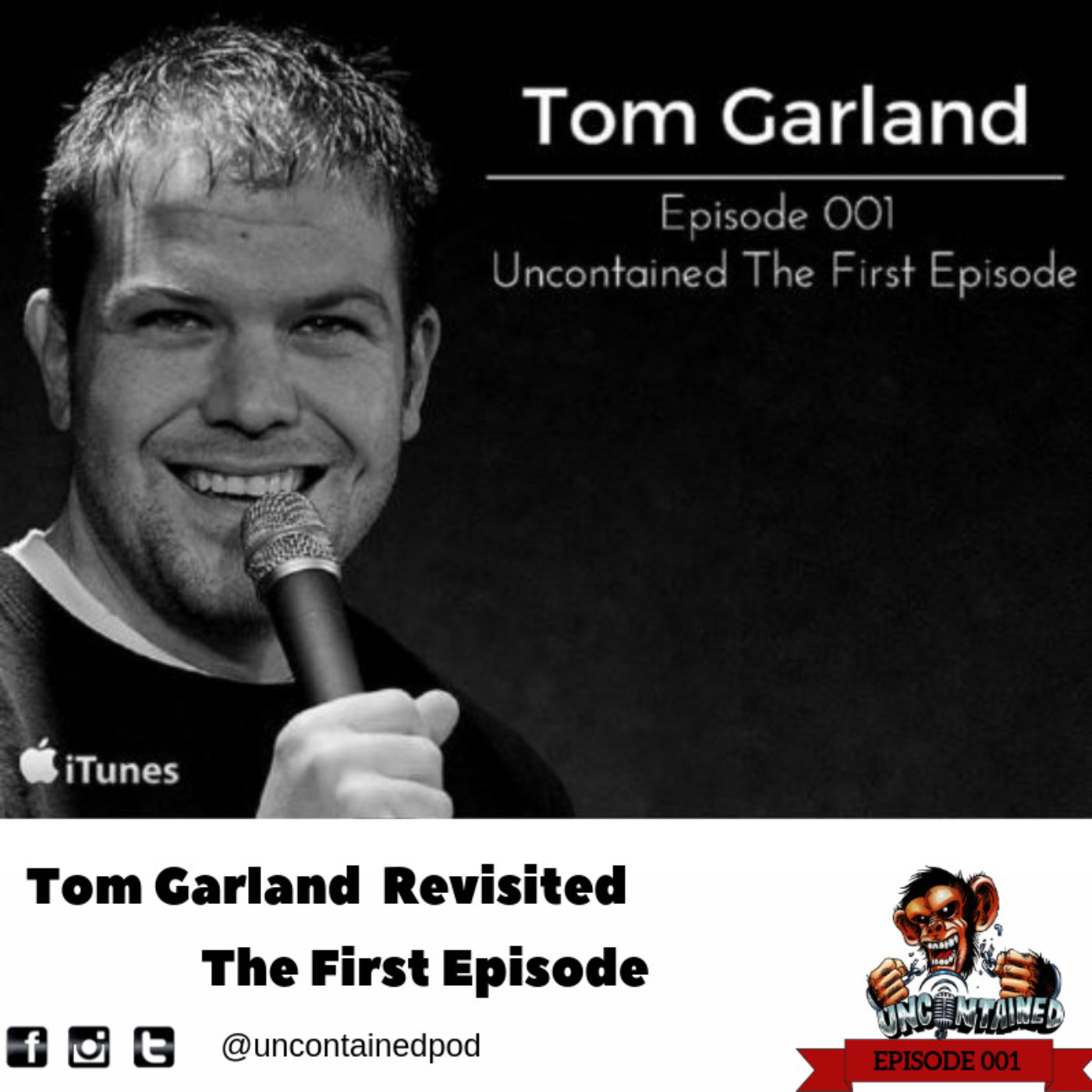 Re-Visited Episode 001: Tom Garland