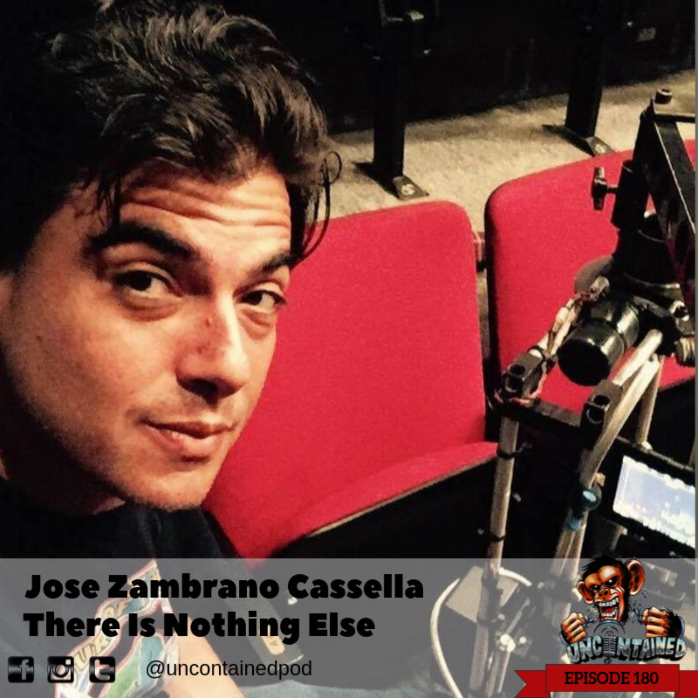 Episode 180: Jose Zambrano Cassella -  There Is Nothing Else