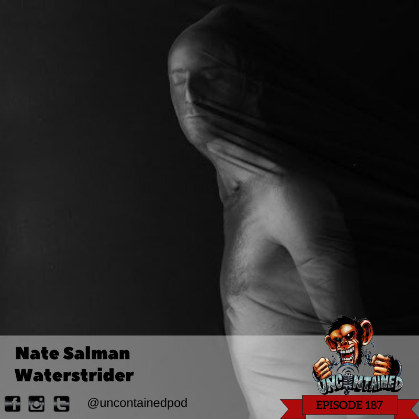 Episode 187: Nate Salman -  Waterstrider