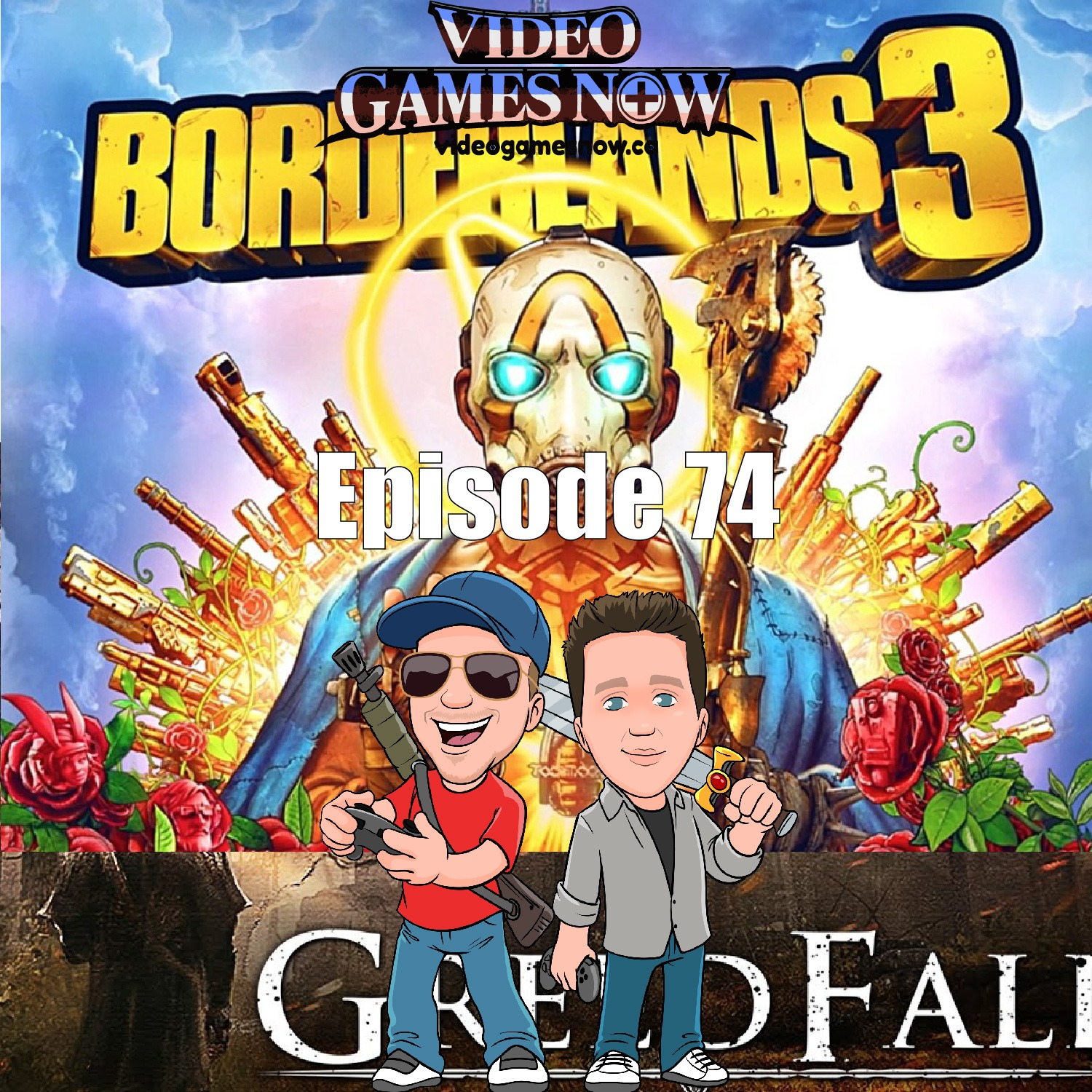 Borderlands 3, GreedFall and a Missing Pokemon Card?