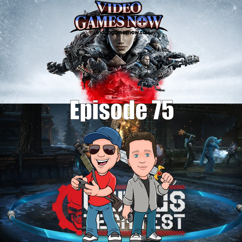 Gears of War 5 Tech Demo Review
