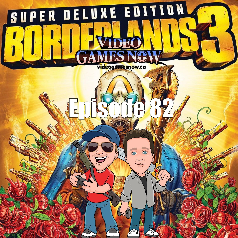 Pokemon Anime, We Hate Mark, ..... Oh Yeah & Borderlands 3