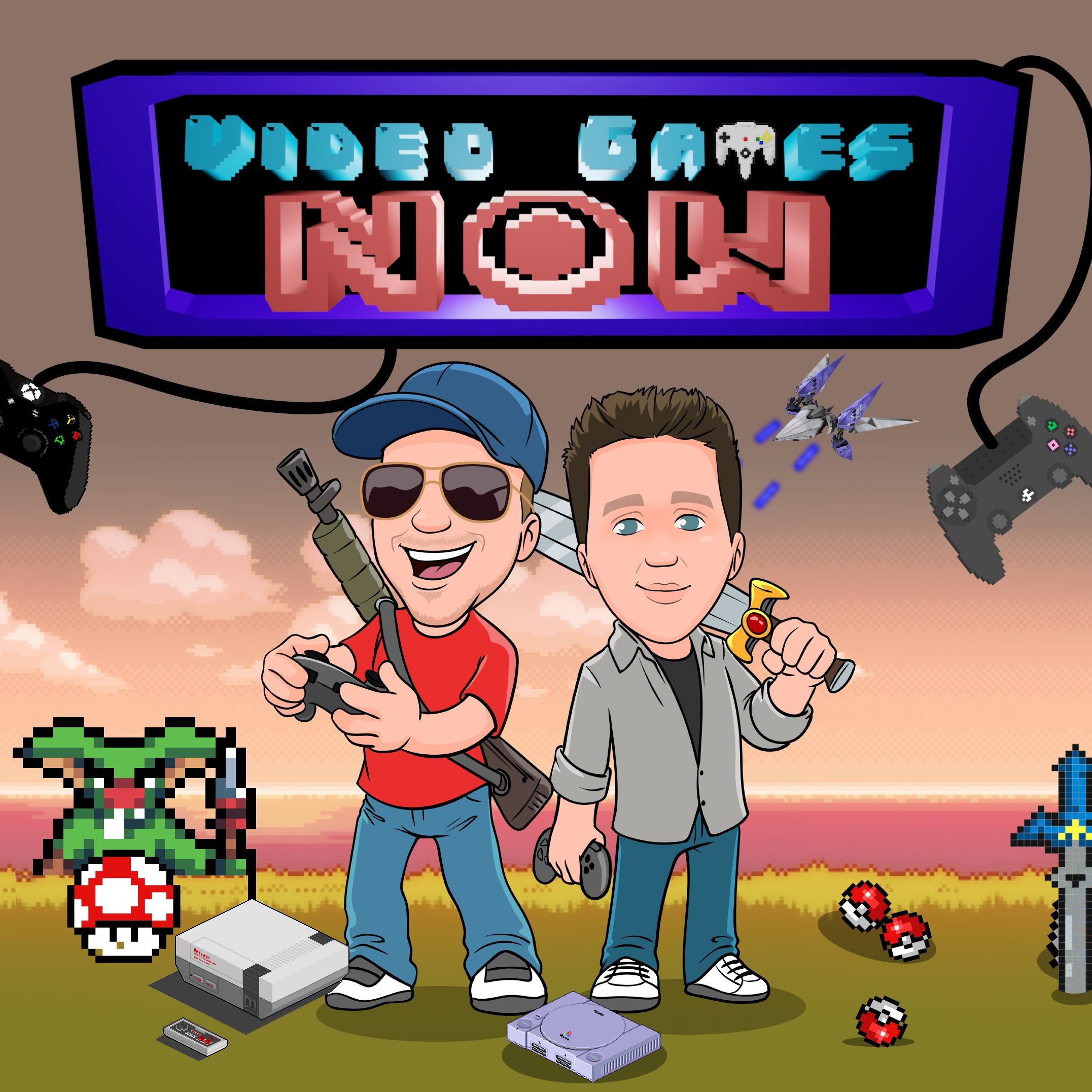 Video Games NOW Podcast
