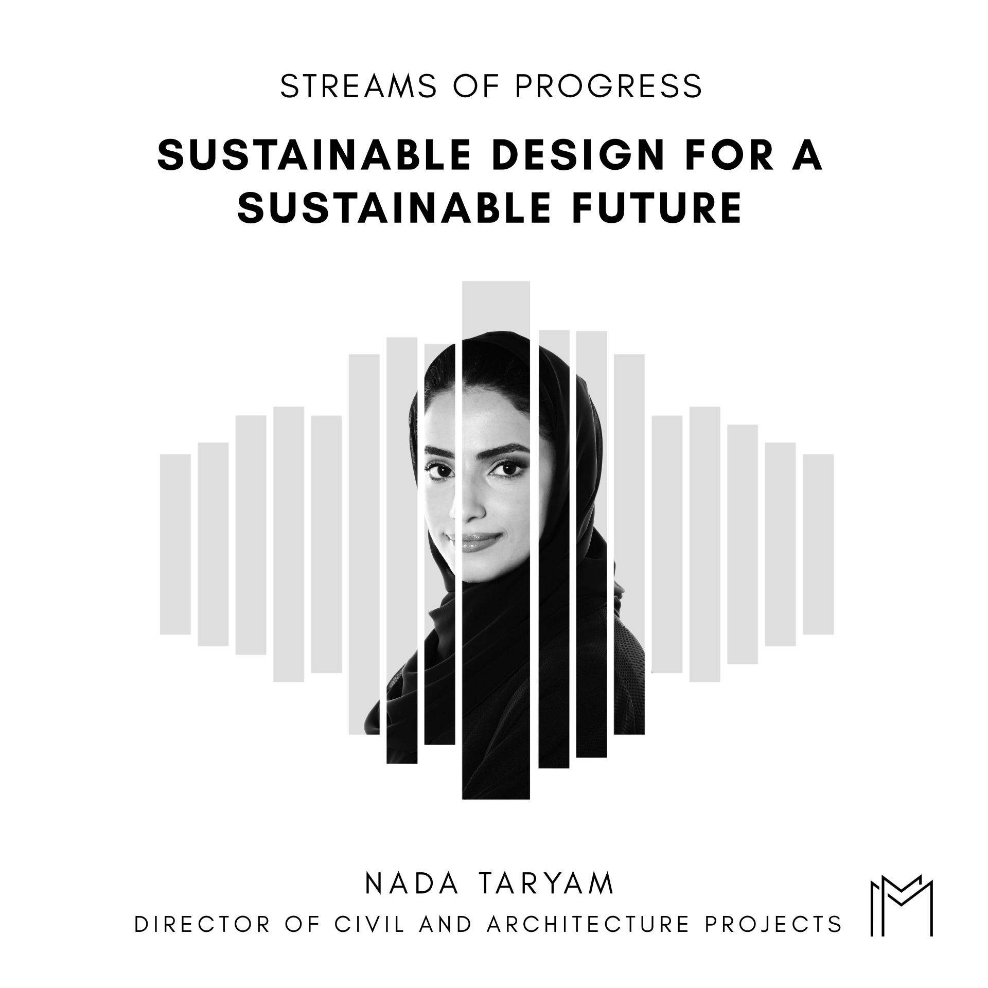 Ep023 - Nada Taryam, Director of Civil and Architectural Projects