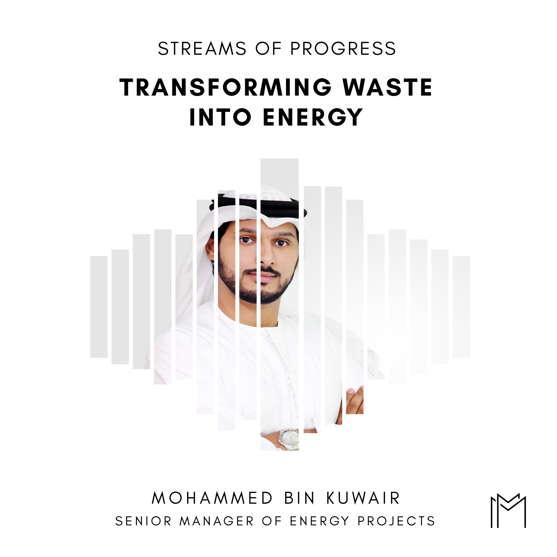 Ep024 - Mohammed Bin Kuwair, Senior Manager of Energy Projects at Bee'ah