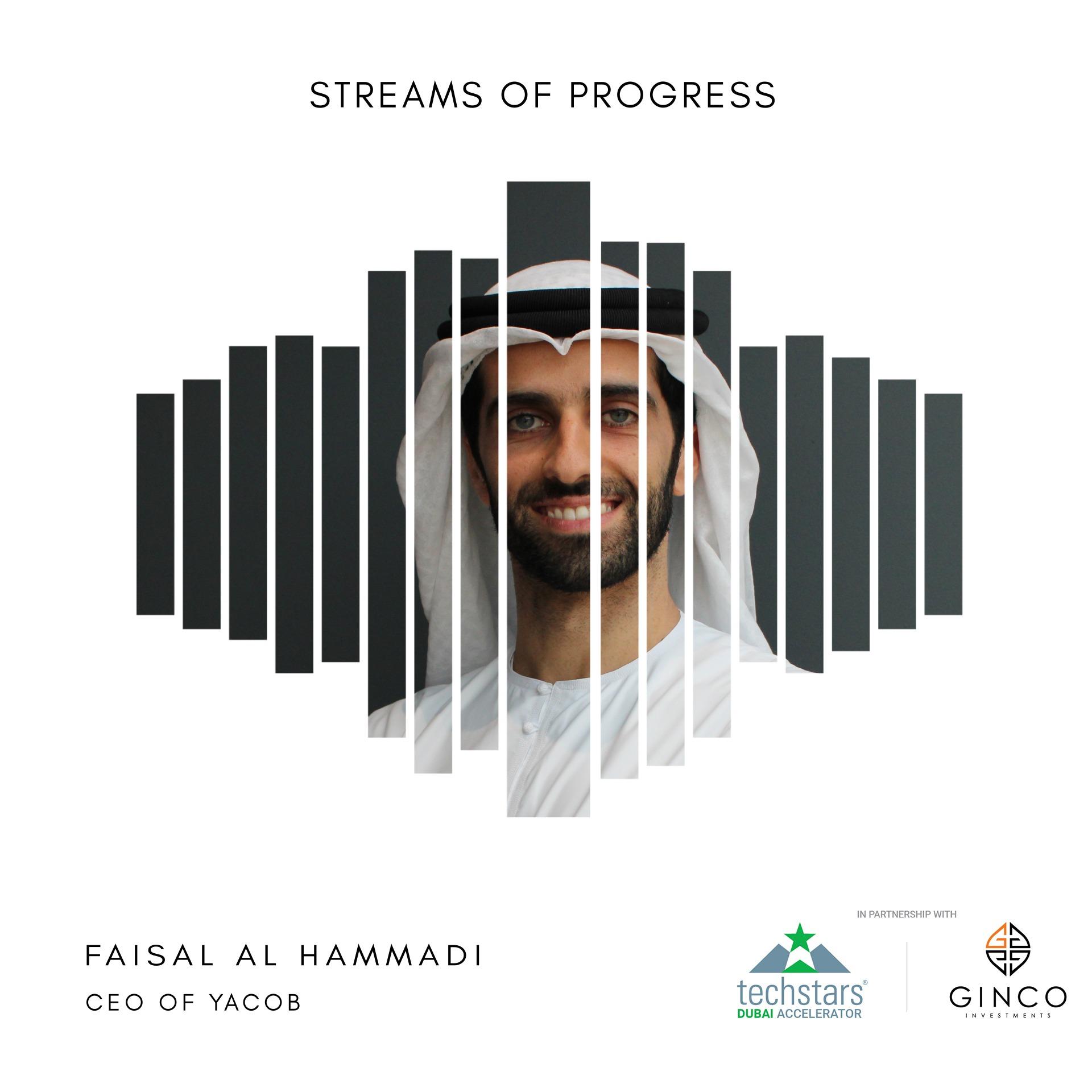 Techstars Dubai 2019 - Faisal Al Hammadi, Yacob