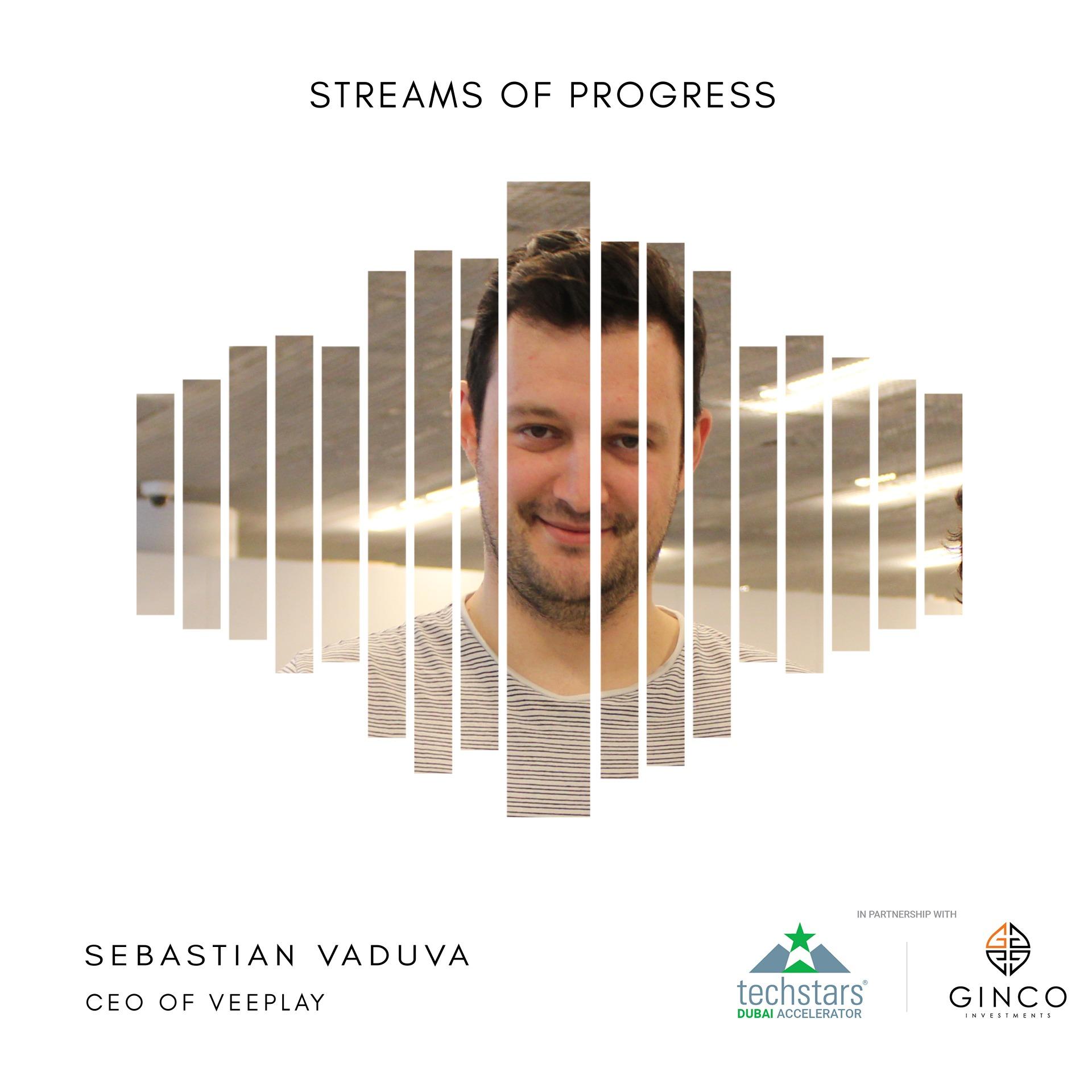 Techstars 2019 - Sebastian Vaduva, Veeplay