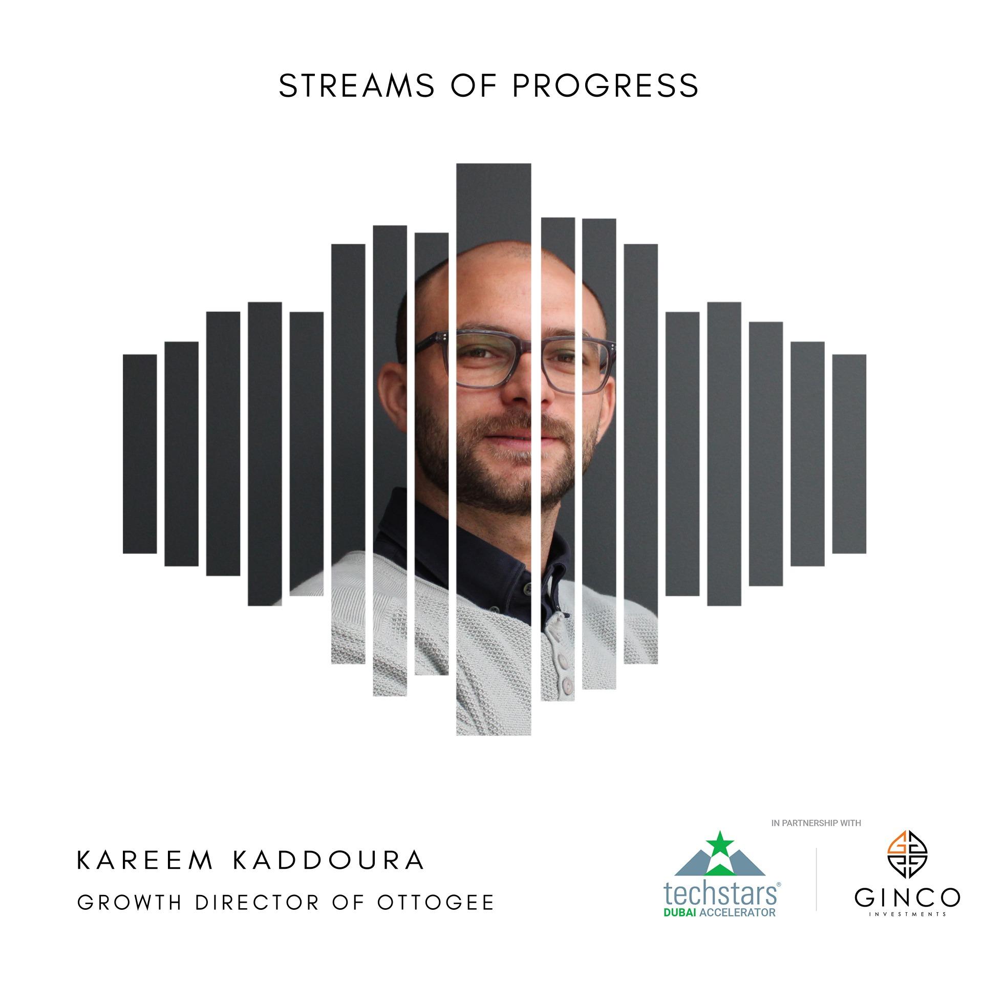 Techstars 2019 - Kareem Kaddoura, Ottogee
