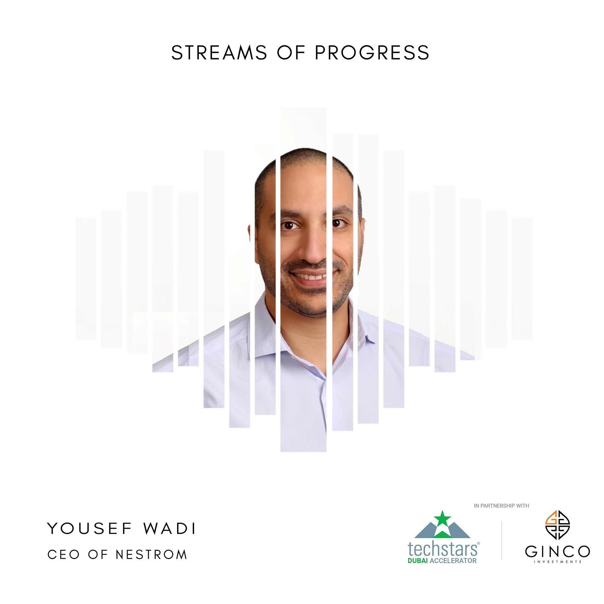 Techstars 2019 - Yousef Wafi, Nestrom