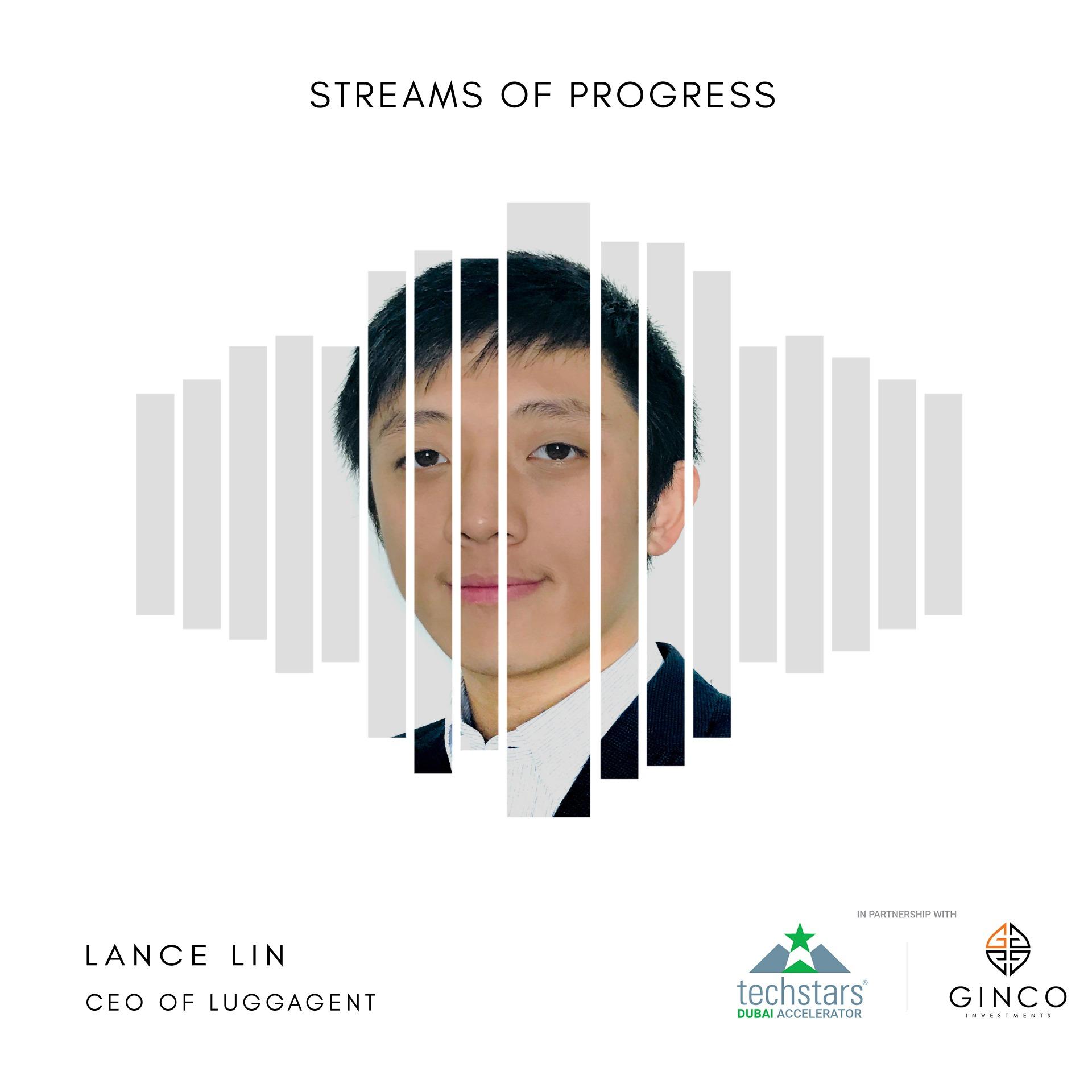 Techstars 2019 - Lance Lin, Luggagent