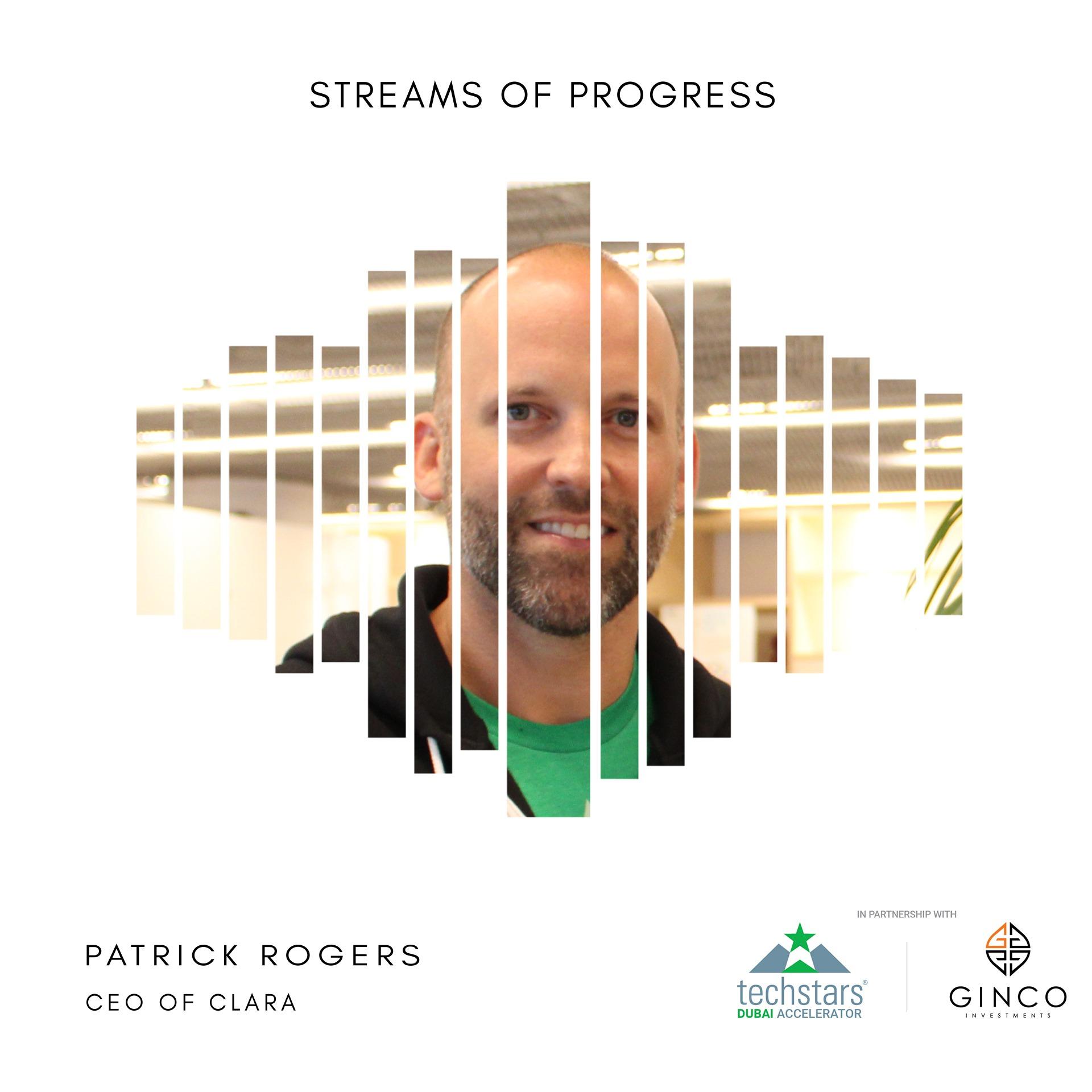 Techstars 2019 - Patrick Rogers, Clara