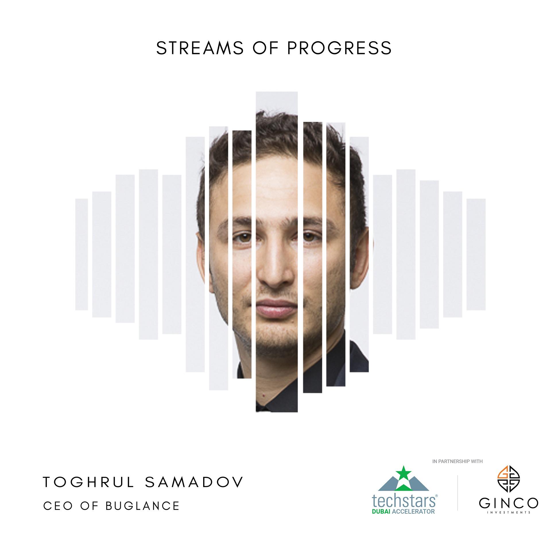 Techstars 2019 - Toghrul Samadov, Buglance