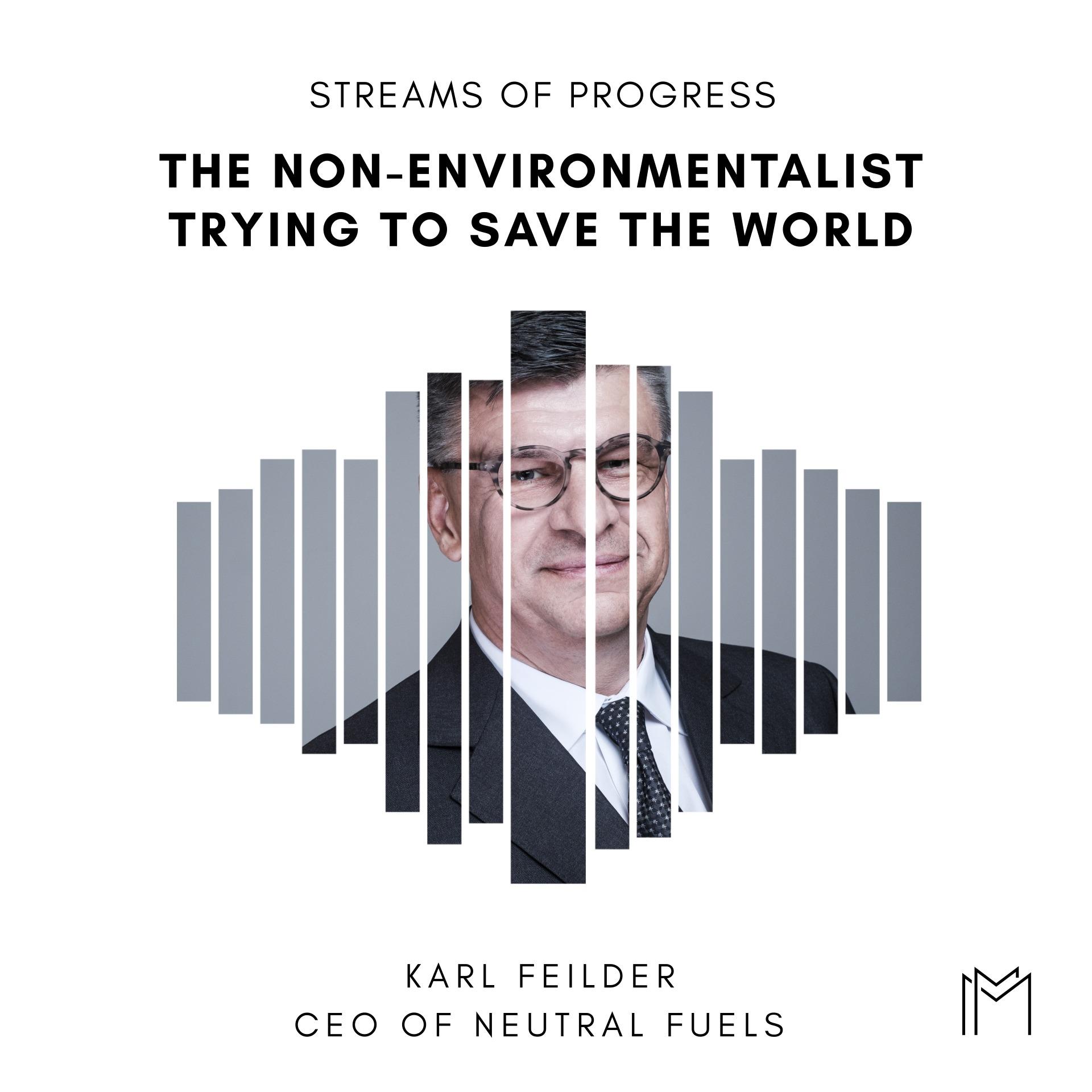 Ep030 - Karl Feilder, CEO of Neutral Fuels