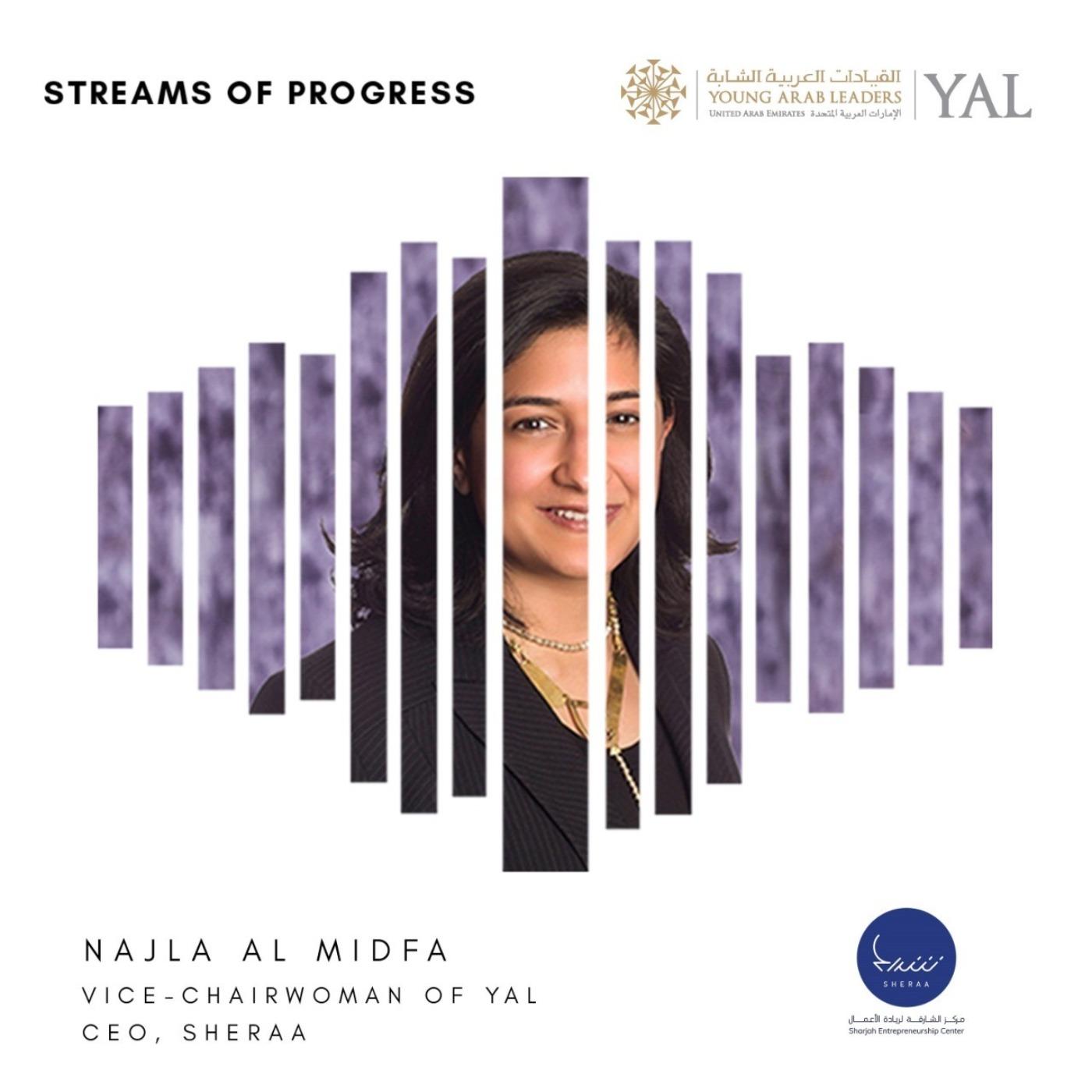 YAL - Najla Al Midfa, Sheraa