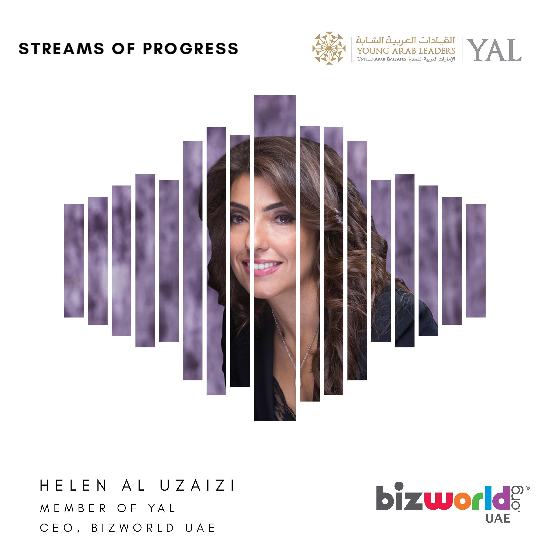 YAL - Helen Al Uzaizi, CEO of Bizworld UAE