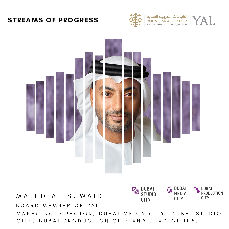 YAL - Majed Al Suwaidi, Managing Director of Dubai Media City