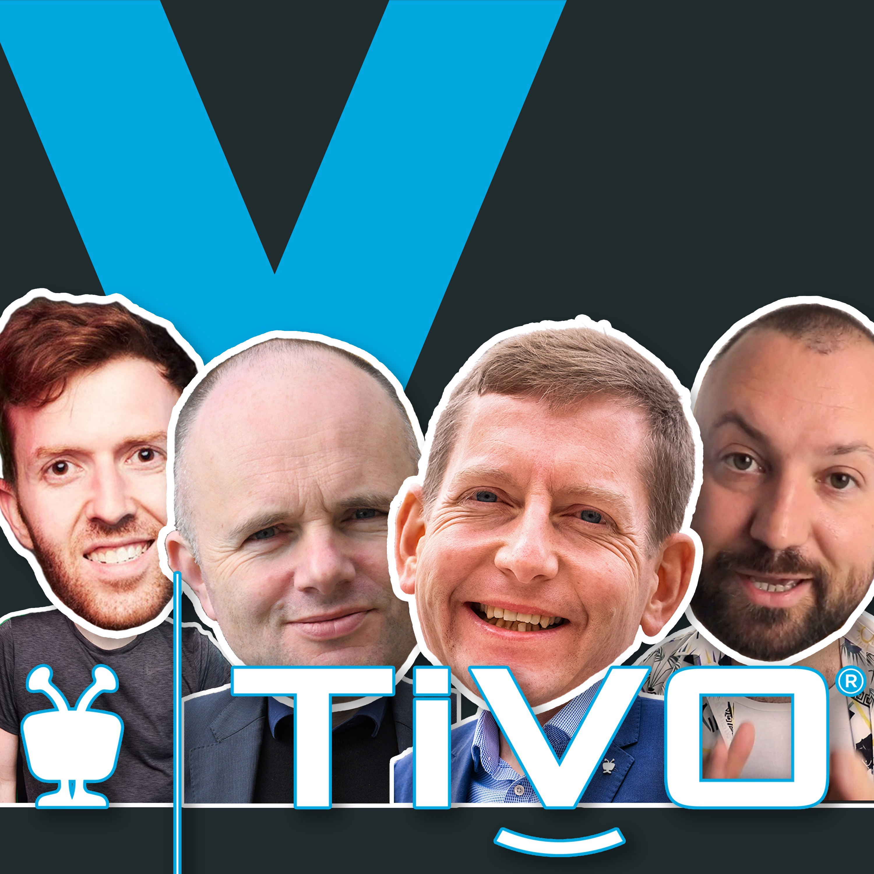 Voice and the TV with TiVo's Charles Dawes and Patrick Byrden