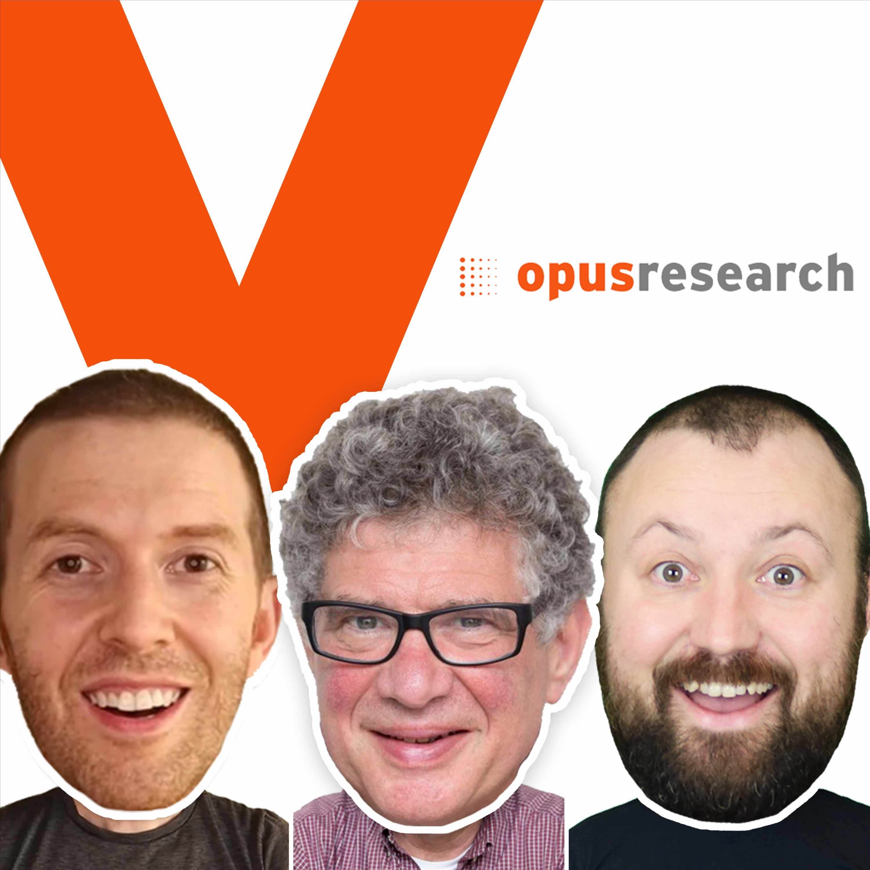Voice AI in the contact centre: 2021 trends, with Dan Miller, Opus Research