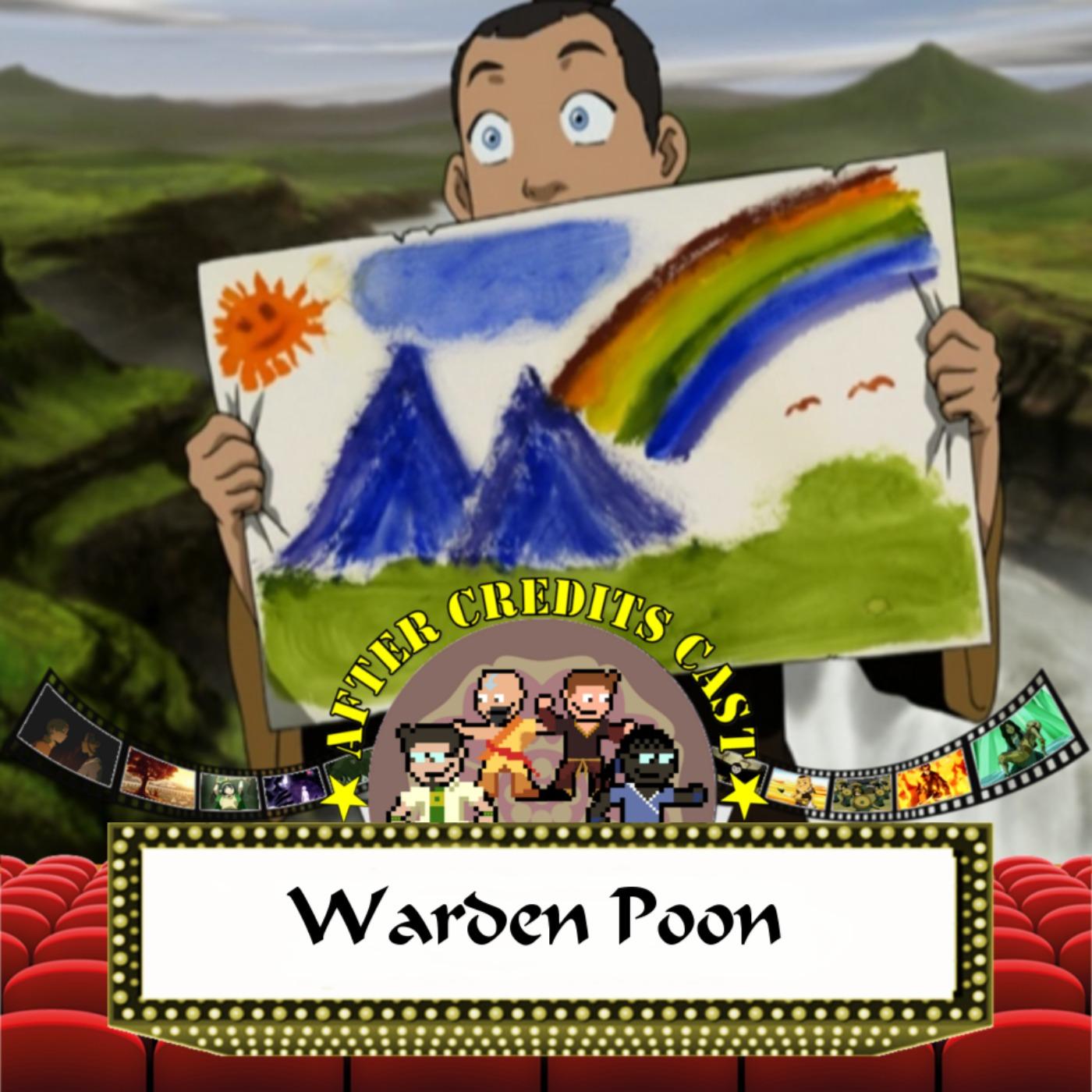 ATLA #22   Warden Poon