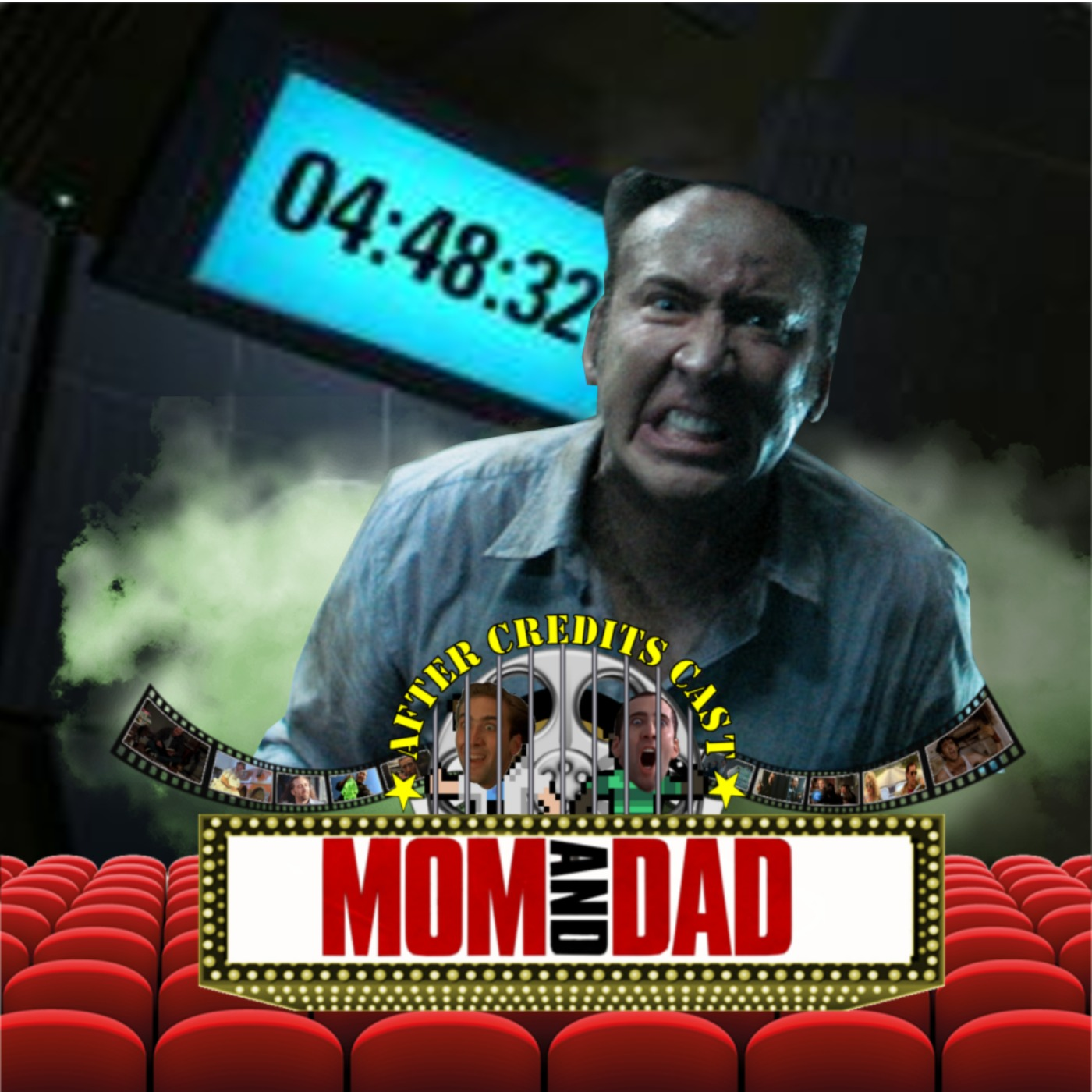 Mom & Dad   Rage in the Cage V2
