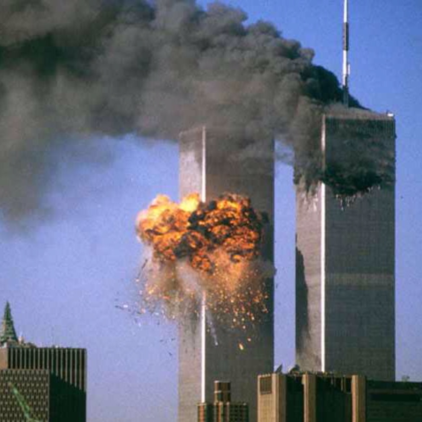 NYPD stories from daily life & responding to September 11, 2001