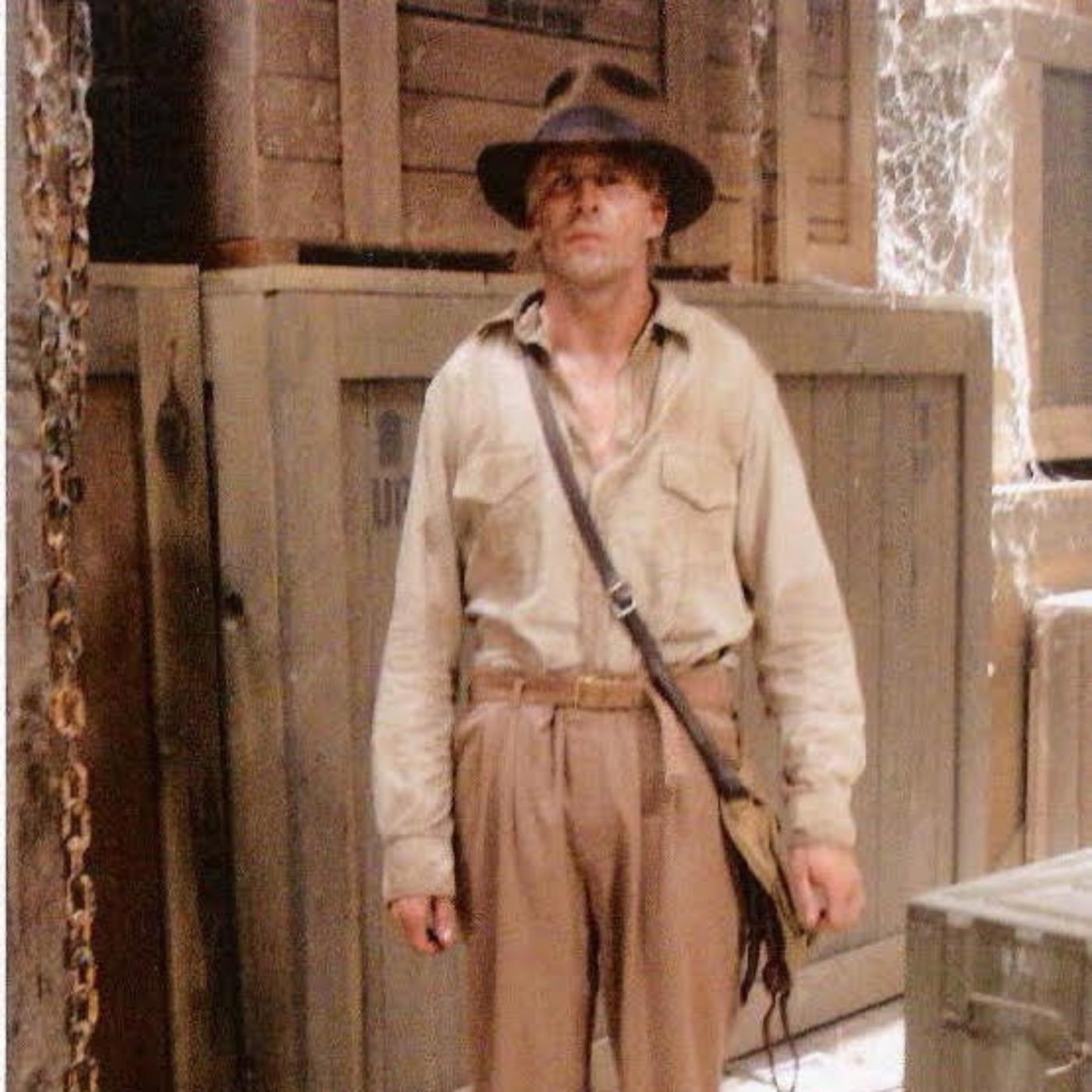 Indiana Jones Stunt Man & Spiritual Action Guide: Carl Rice