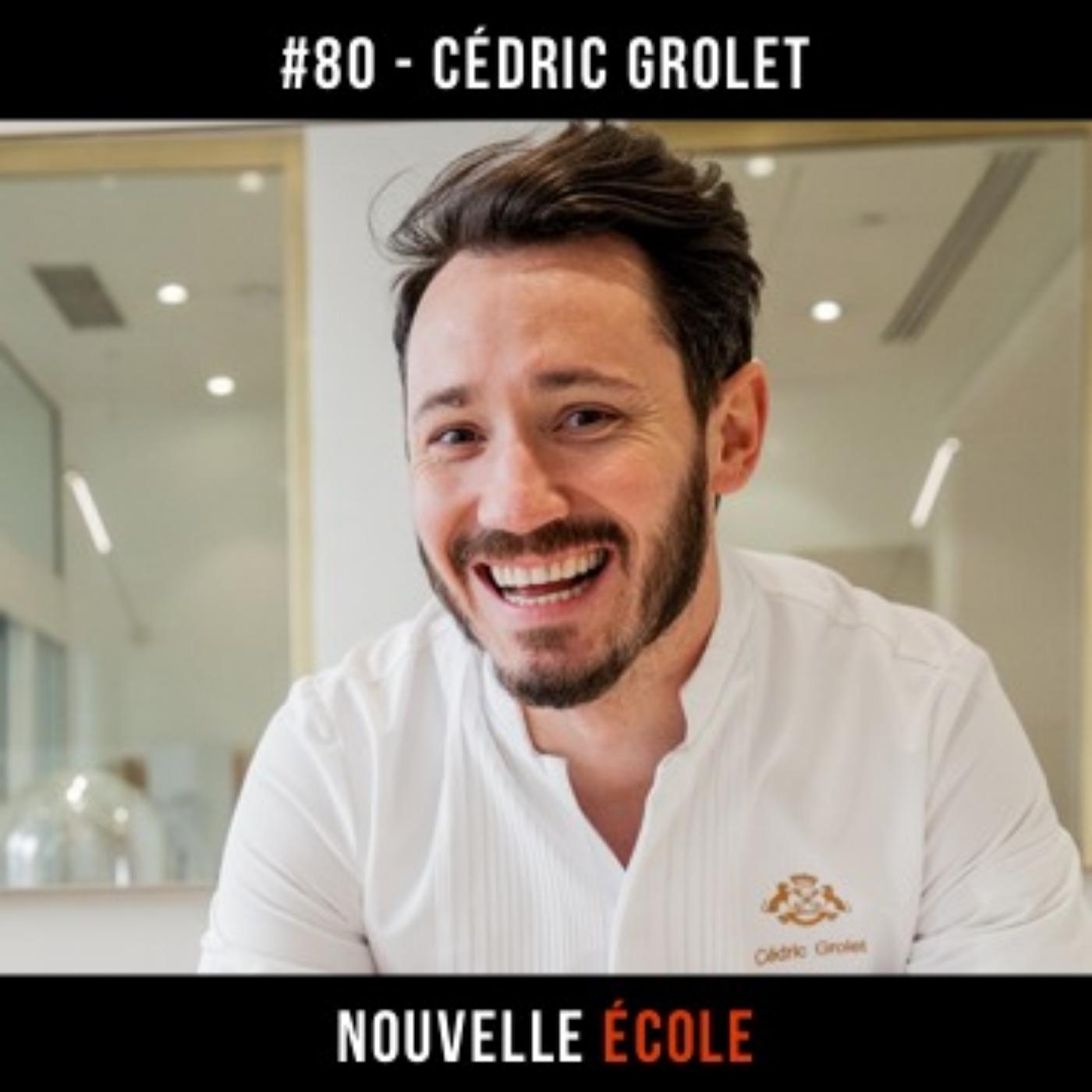 #80 - Cédric Grolet : Le meilleur chef pâtissier du monde