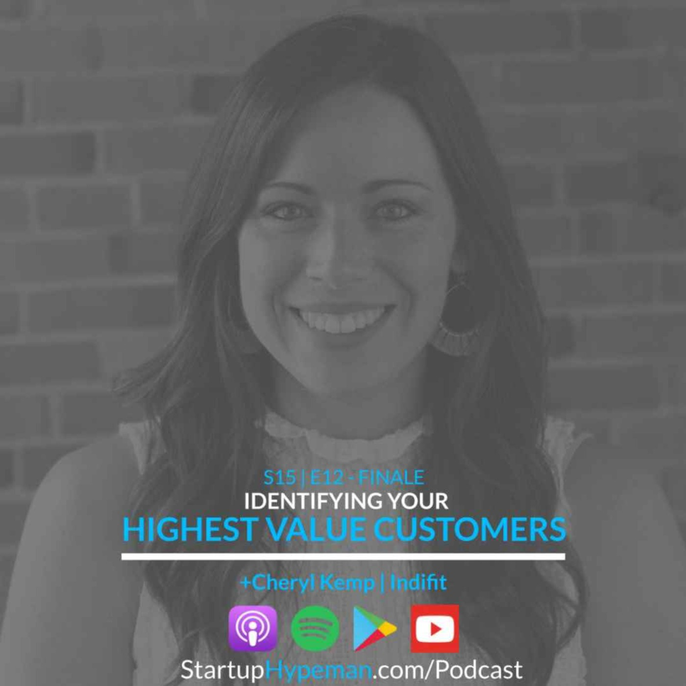 S15E12- Identifying Your Highest Value Customers with Indifit Chief Exercise Officer Cheryl Kemp