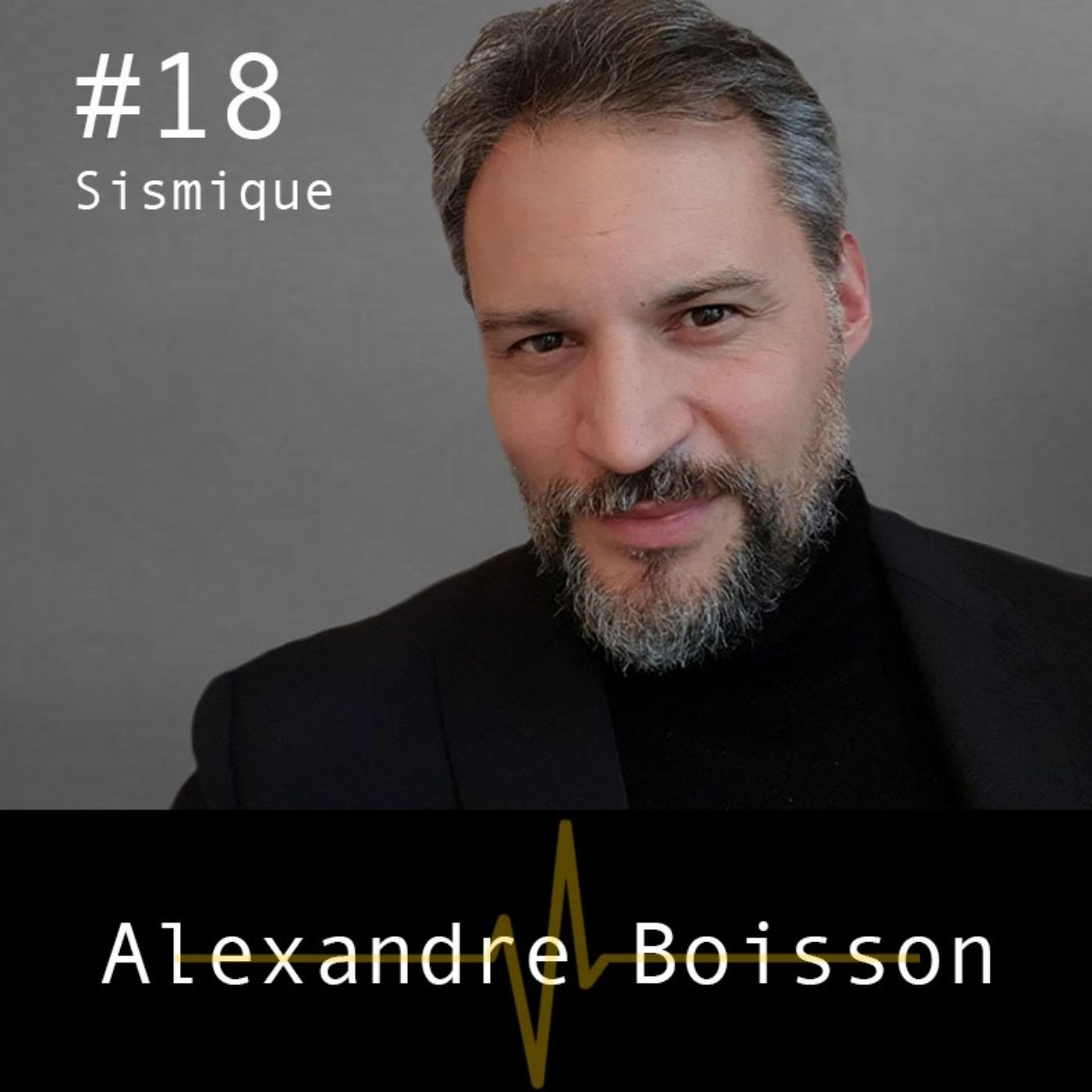 Rendre la société résiliente - Alexandre Boisson