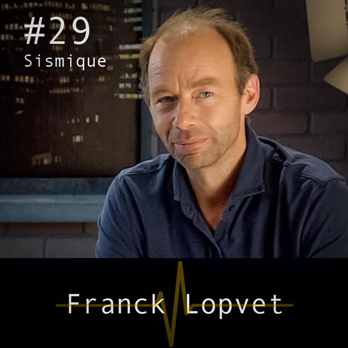 Faire confiance à la vie - Franck Lopvet