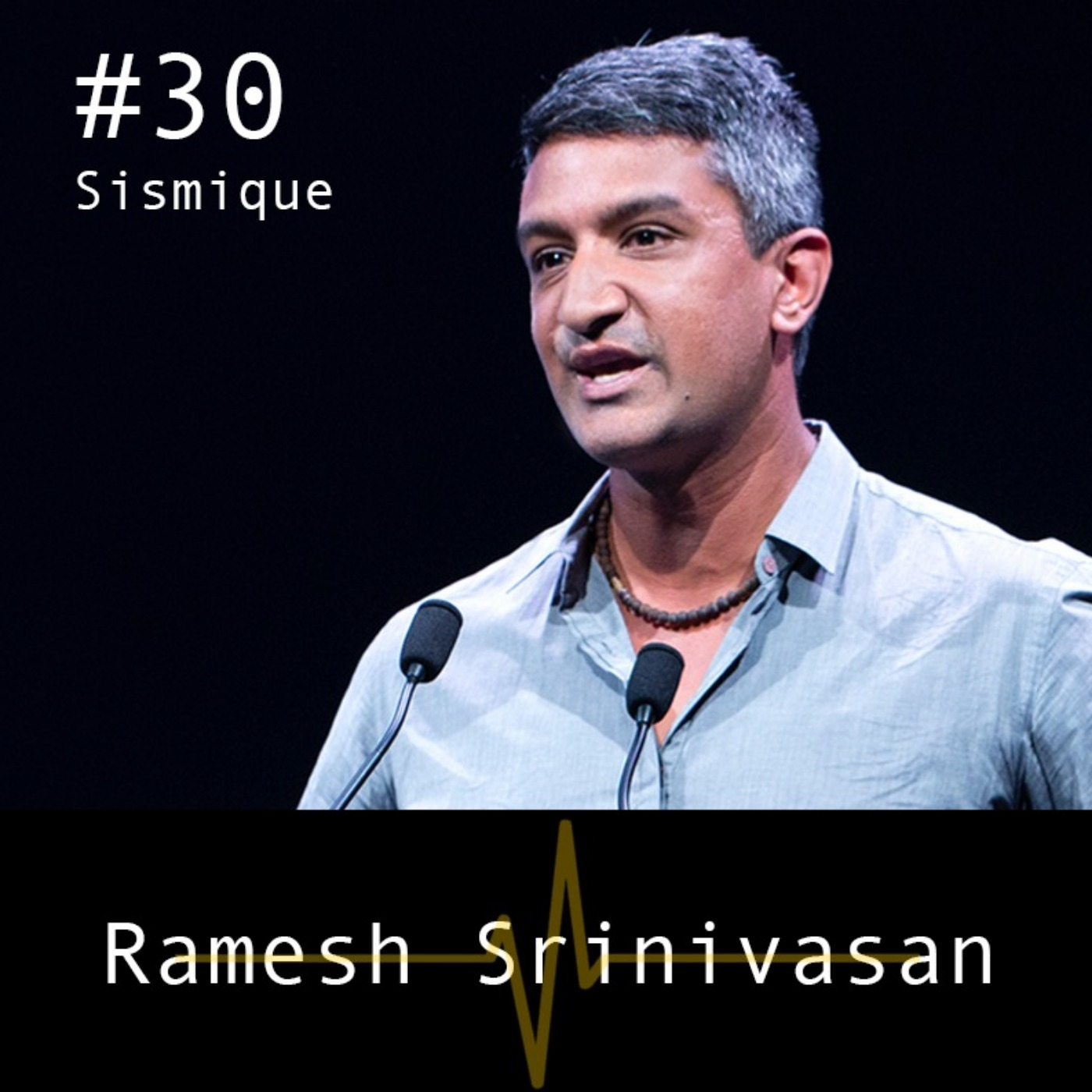 🇬🇧Rethinking how technology shapes the world - Ramesh Srinivasan