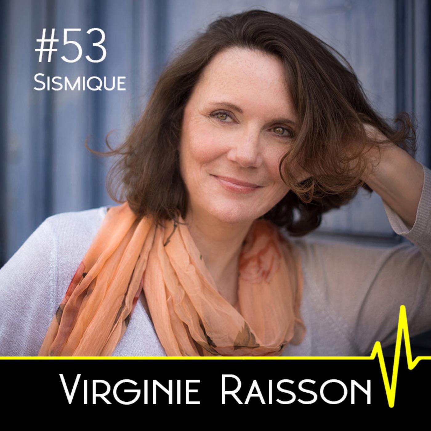 D'un monde à un autre – Virginie Raisson