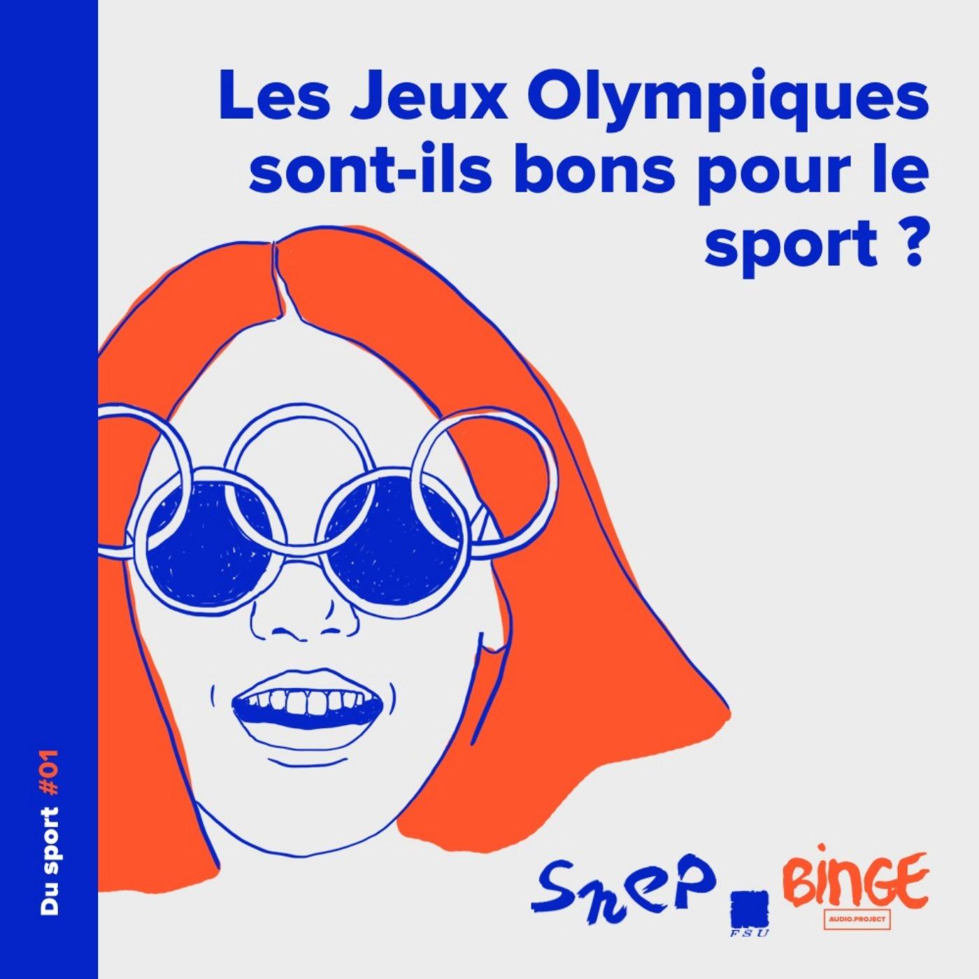 Les Jeux Olympiques sont-ils bons pour le sport ?