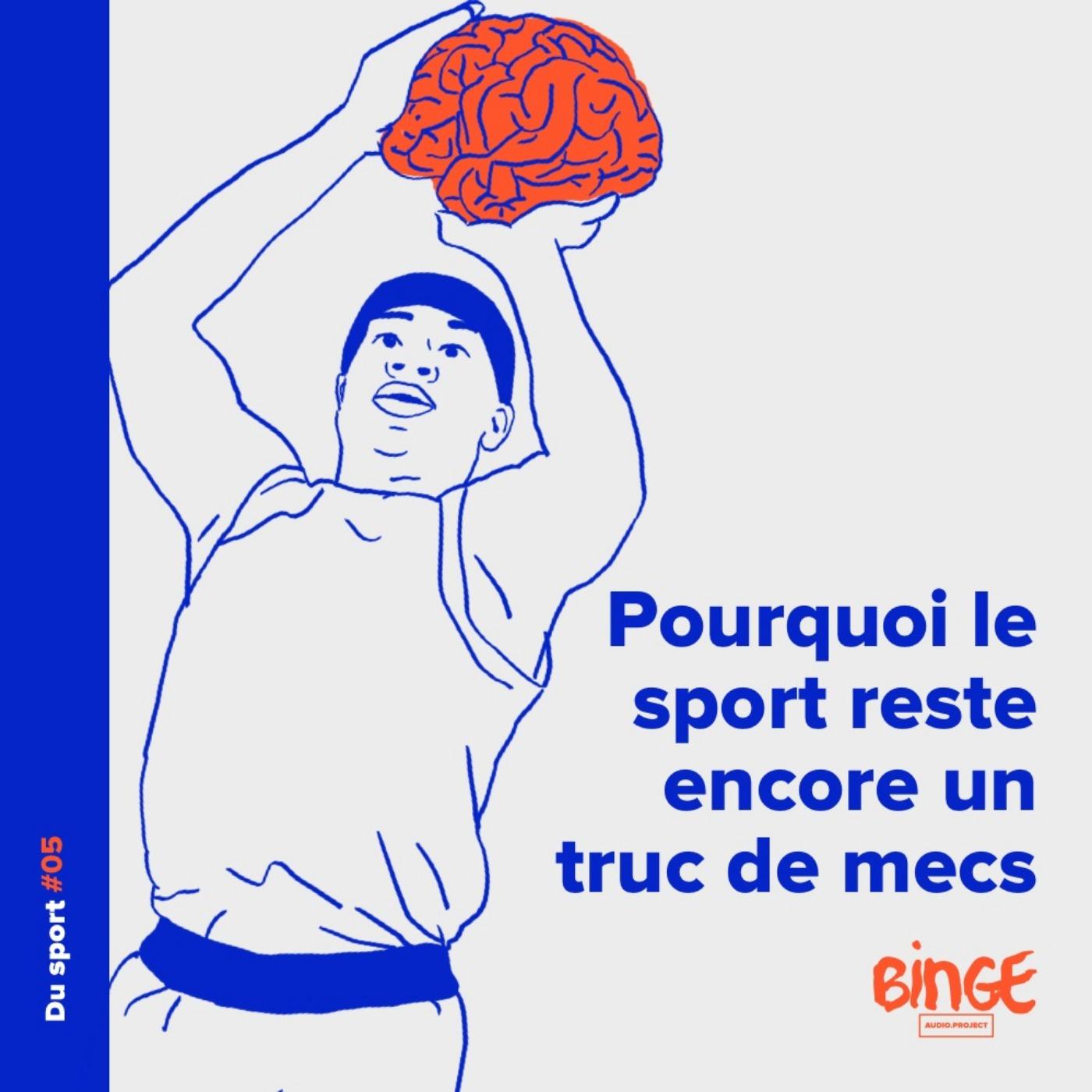 Pourquoi le sport reste encore un truc de mecs