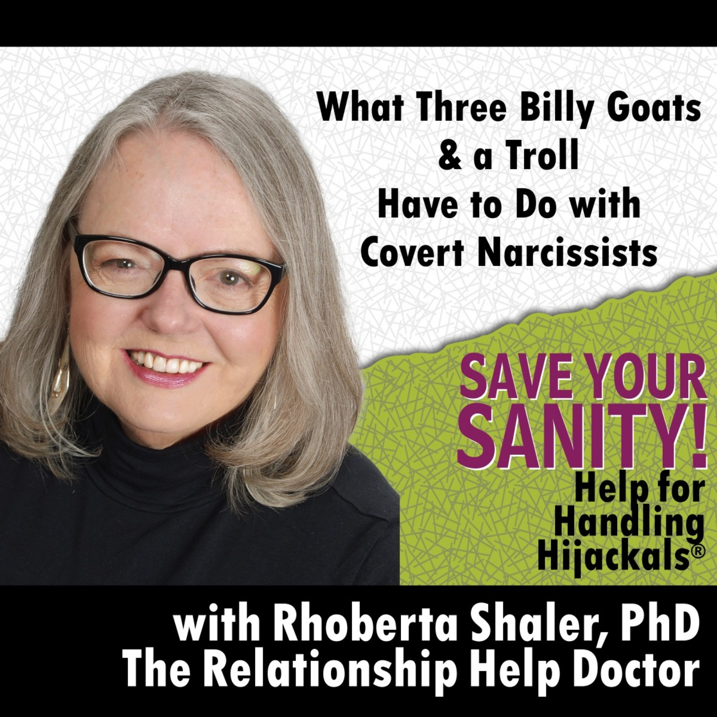 What Three Billy Goats & a Troll Have to Do with Covert Narcissists  Dr. Rhoberta Shaler