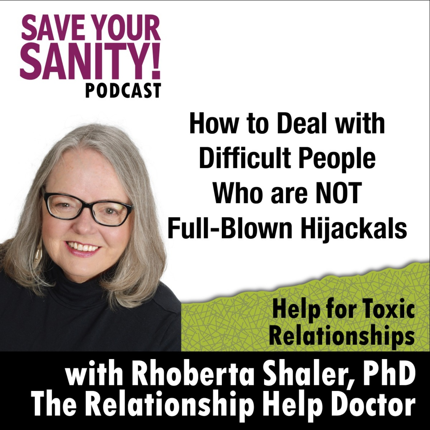 How to Deal with Difficult People Who Are NOT Full-Blown Narcissists