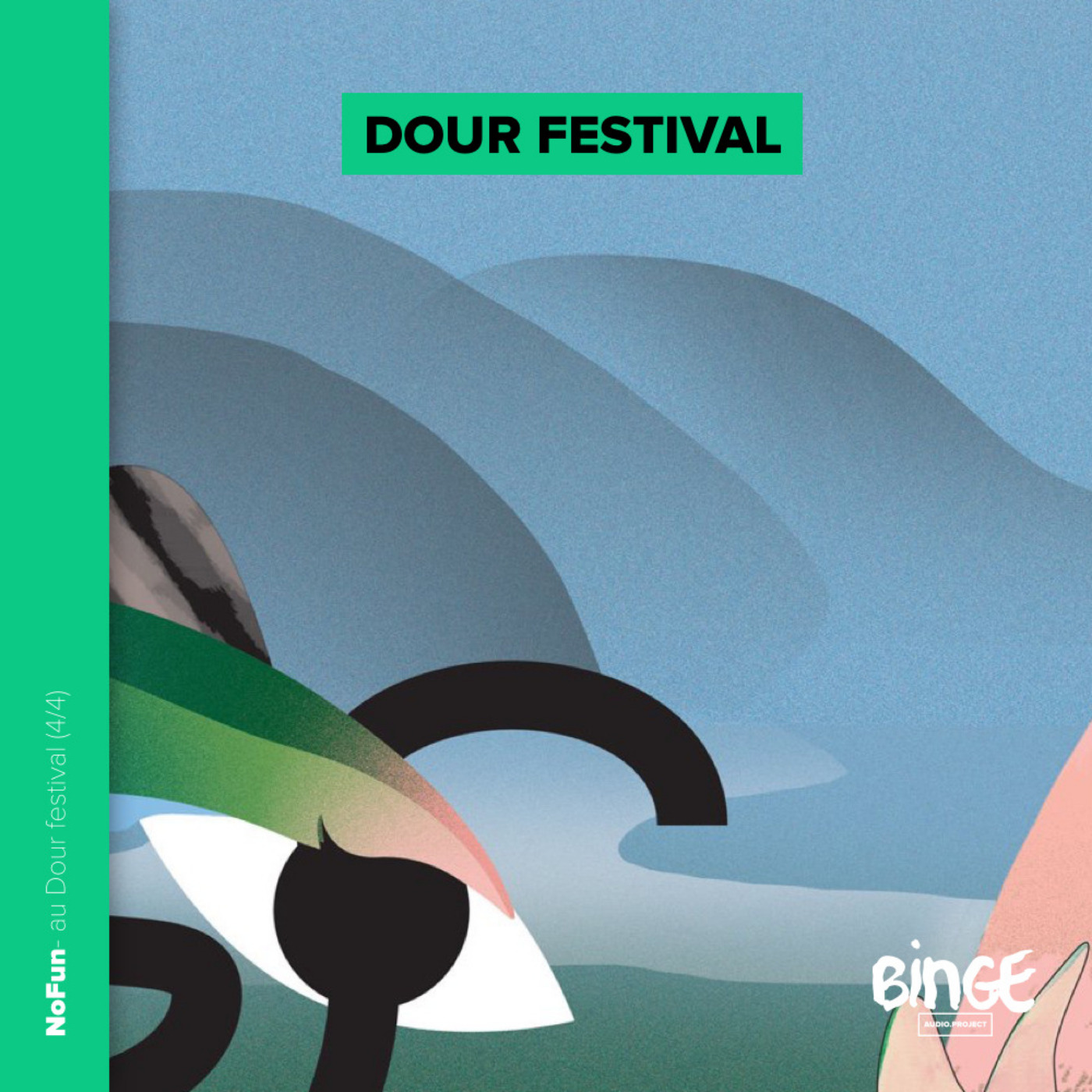NoFun feat. Roméo Elvis au Dour festival (4/4)