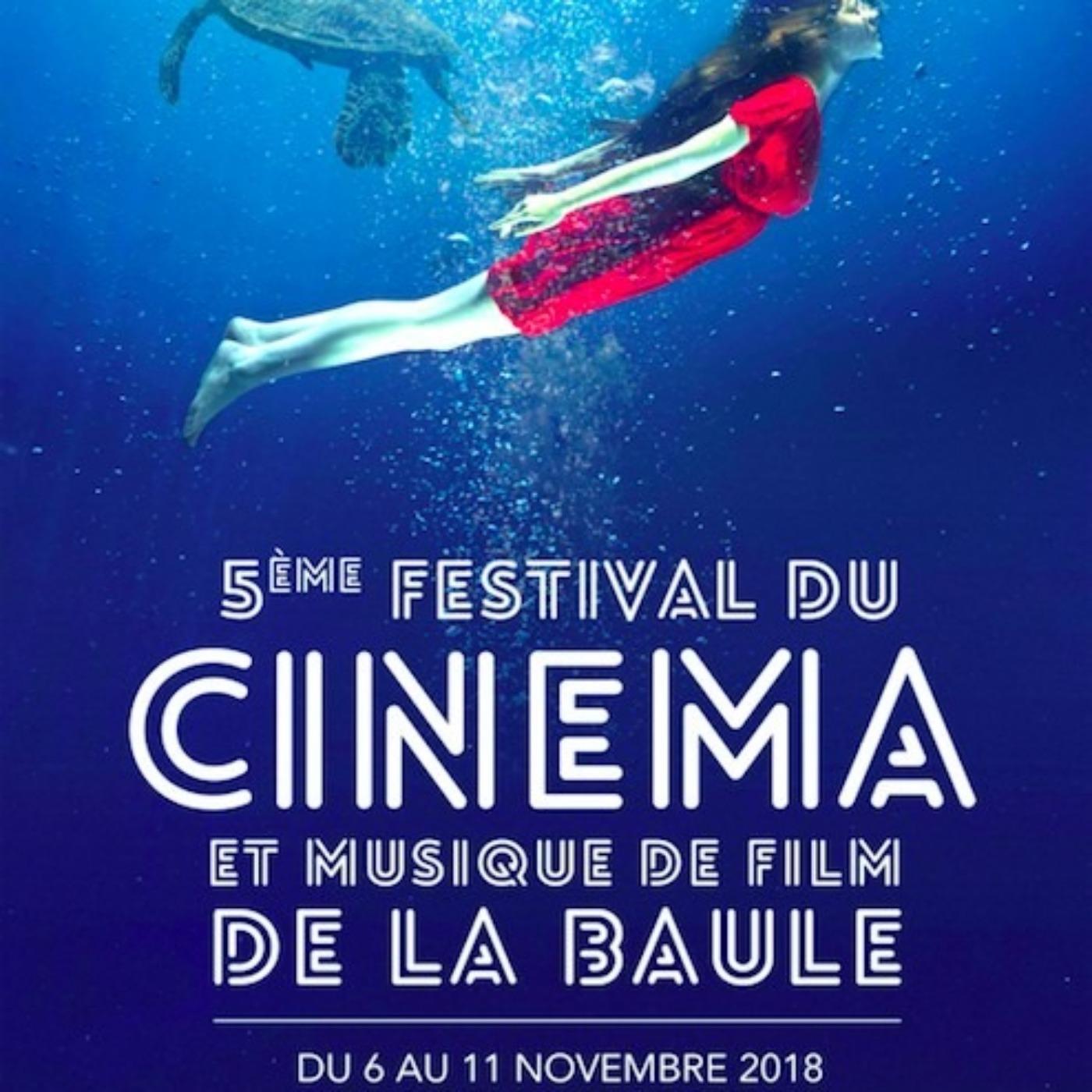 CinéMaRadio Aime le Festival du Cinéma Et Musique de Film de La Baule | JOUR 5