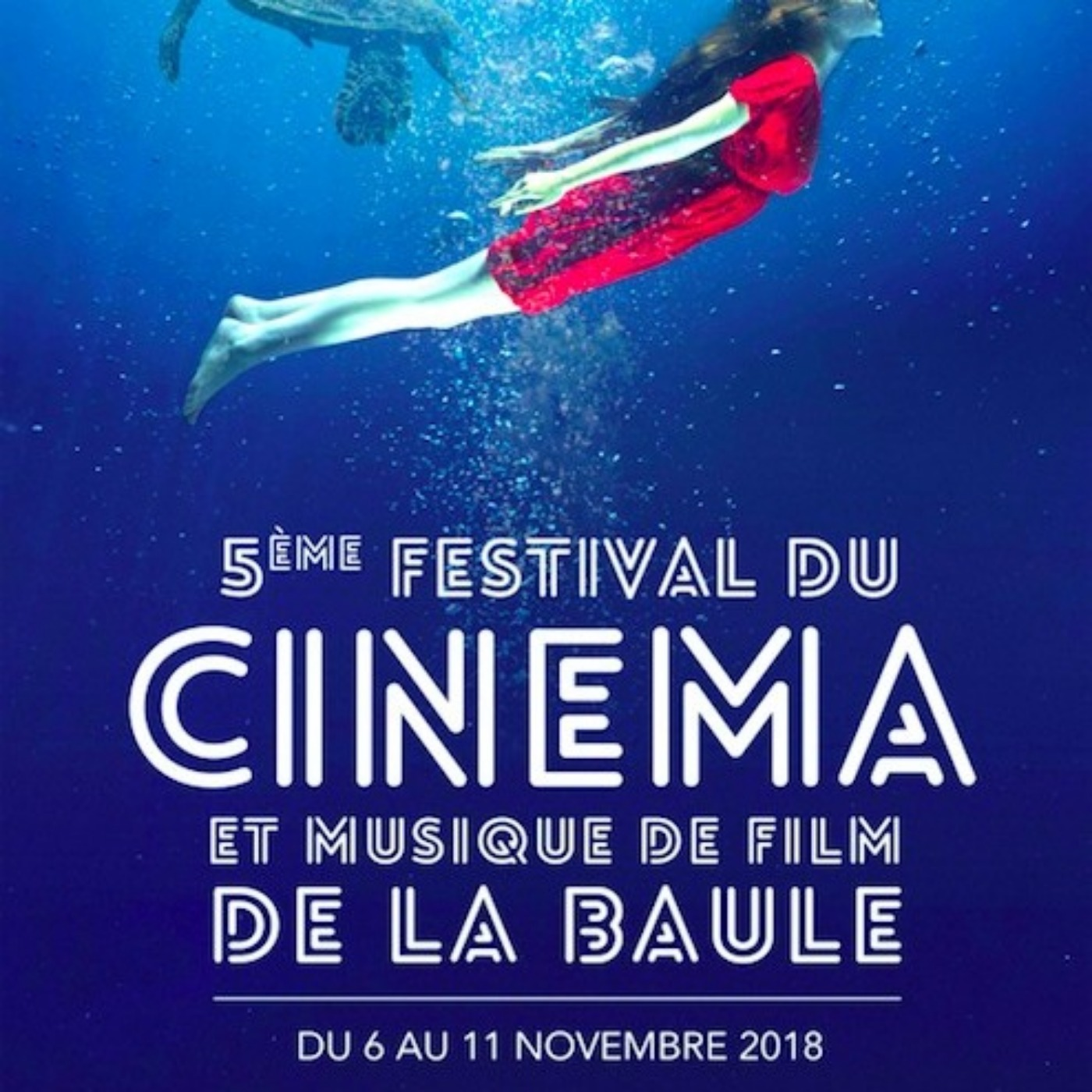 CinéMaRadio Aime le 5eme festival du cinéma et musique de film de la Baule | JOUR 6
